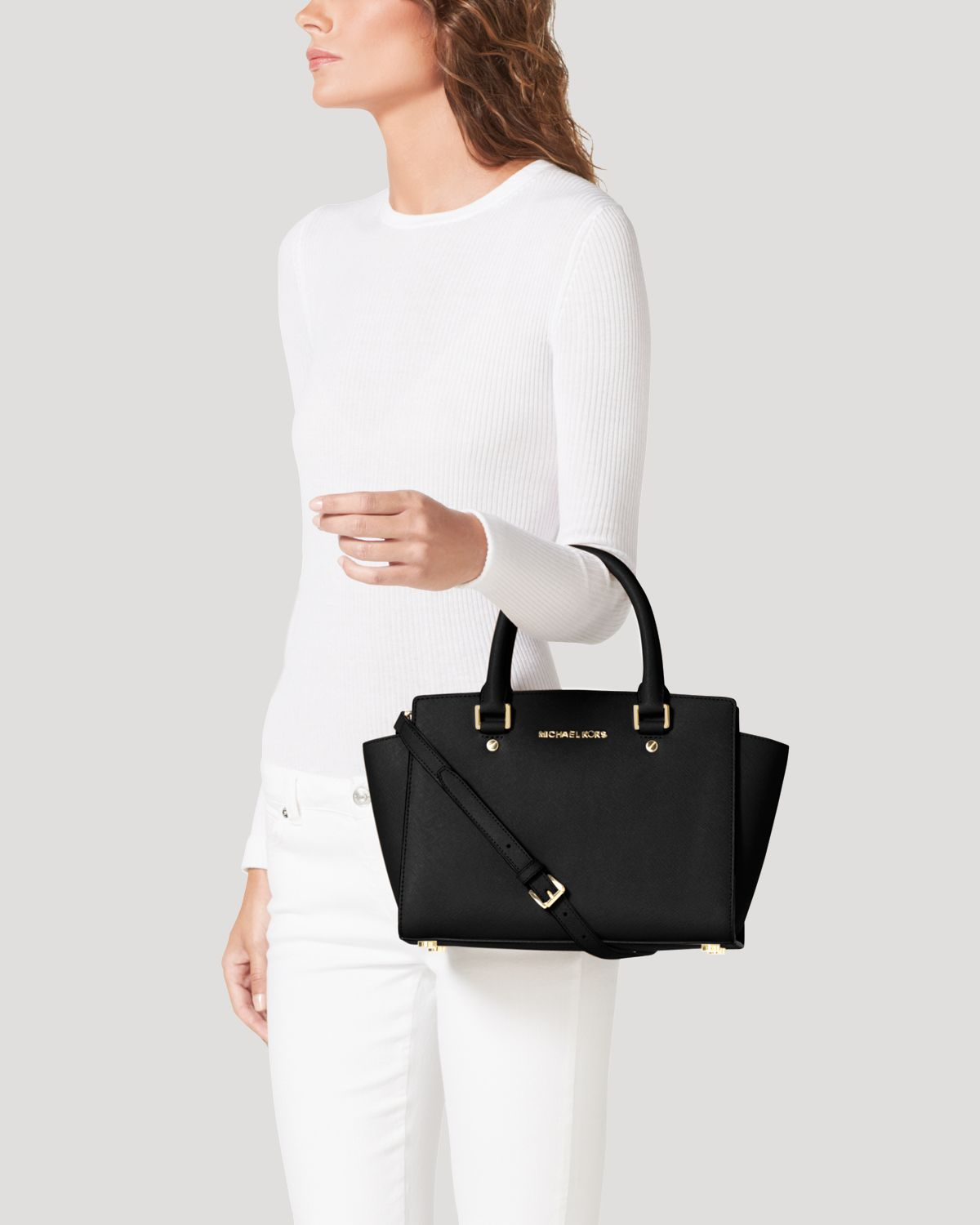 Gallery. Previously sold at: Bloomingdale's · Women's Michael By Michael  Kors Selma