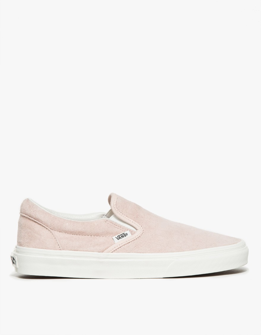 cd5760031c2e24 Lyst - Vans Classic Slip-on Iced Pink Croc in Pink