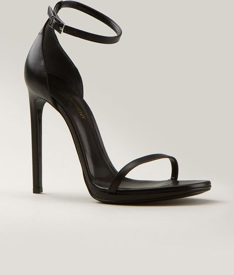 Simple Black High Heels
