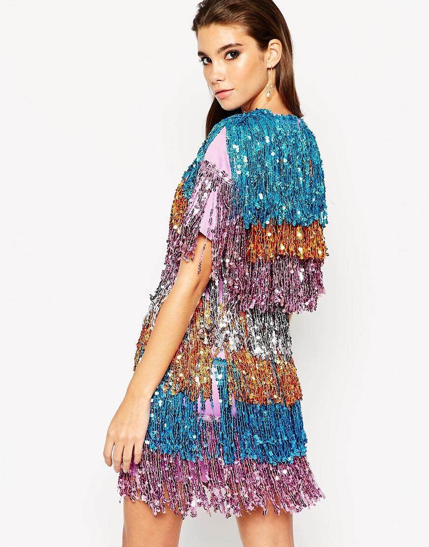 Collection Asos Sequin Dress Pictures - Reikian