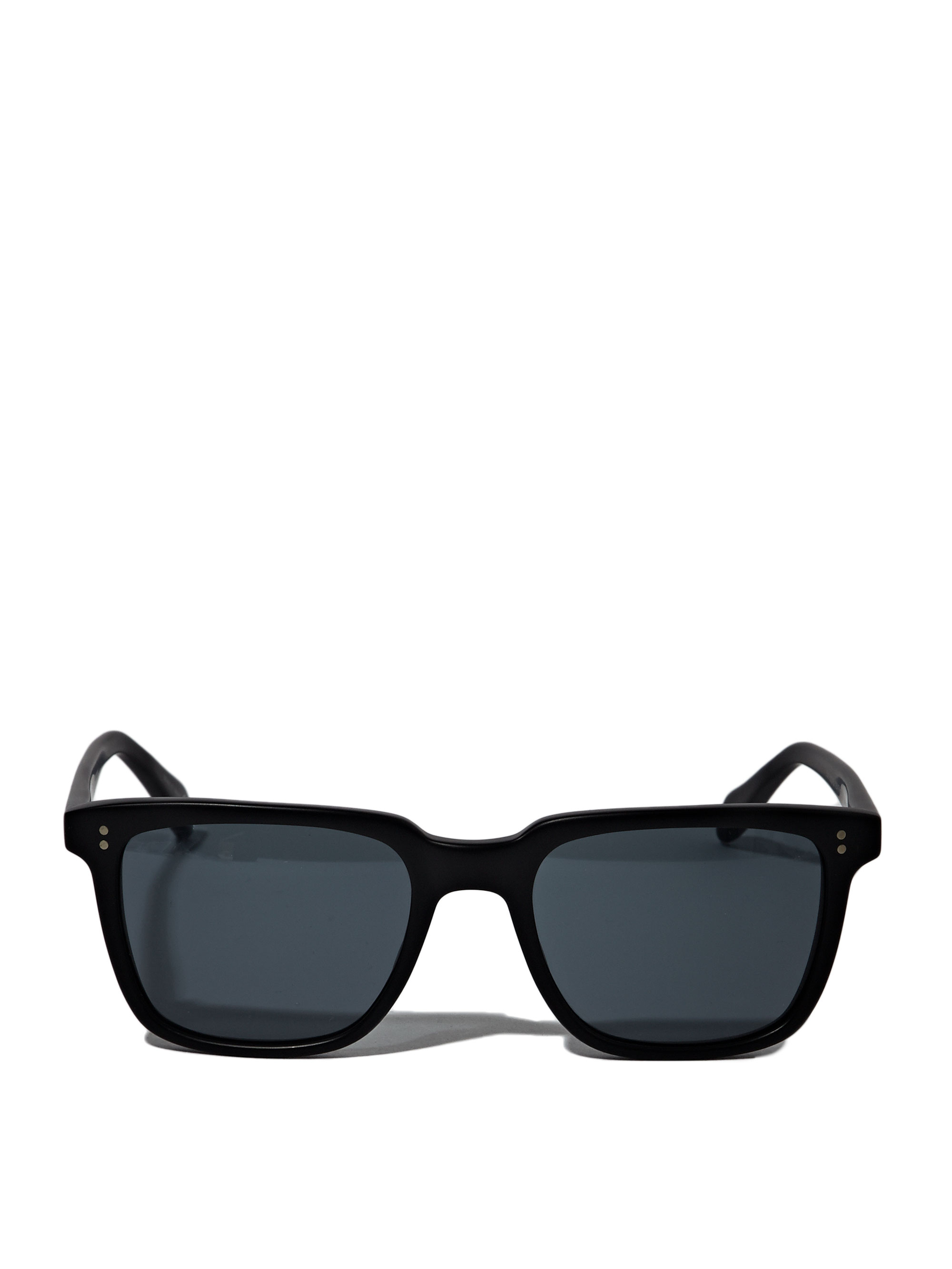 Lyst Oliver Peoples Mens Ndg Sunglasses In Black For Men
