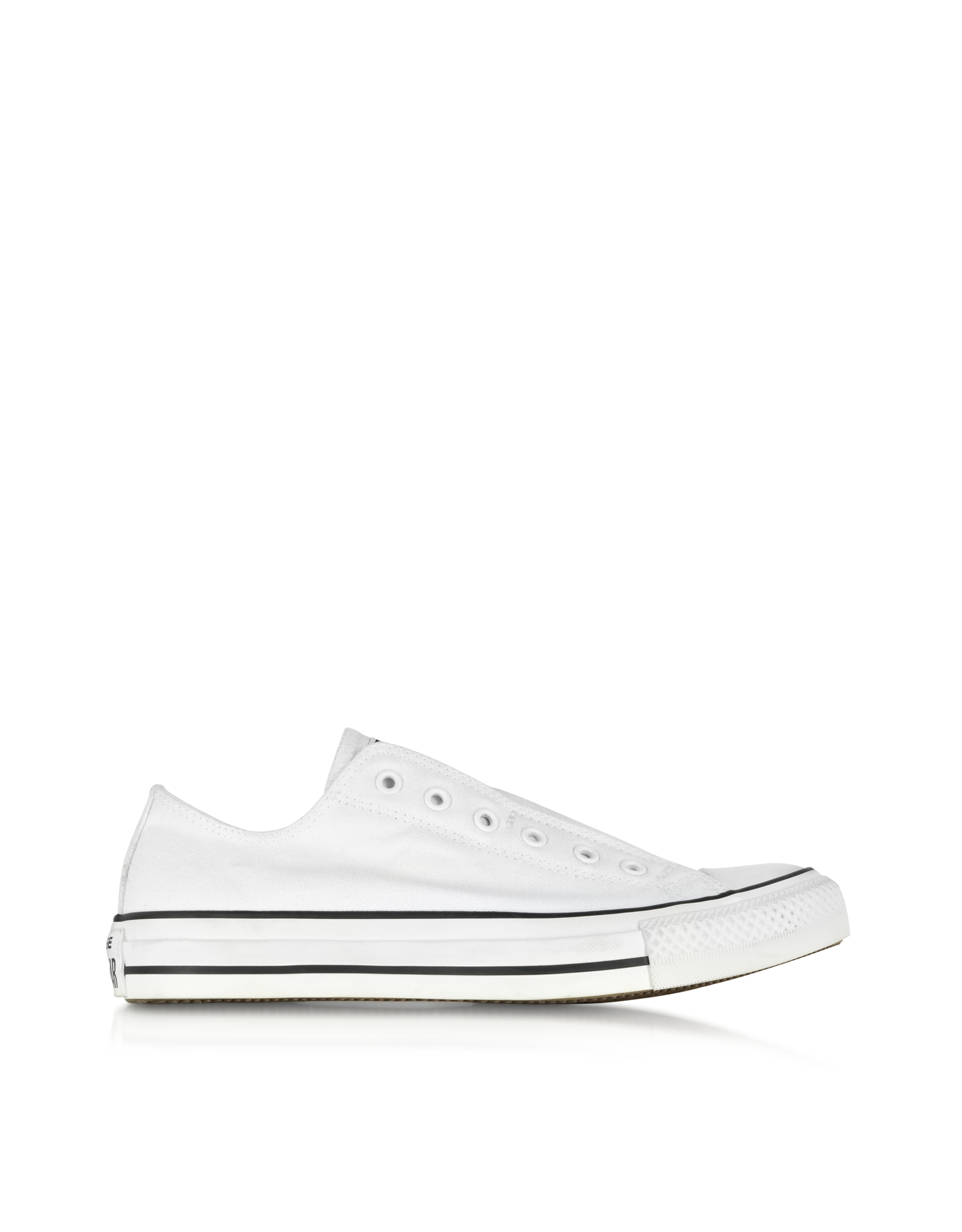7039d36070f1 Canvas All Ox Sneaker Lyst in Converse White Optical Star Slip 5qY1gY8