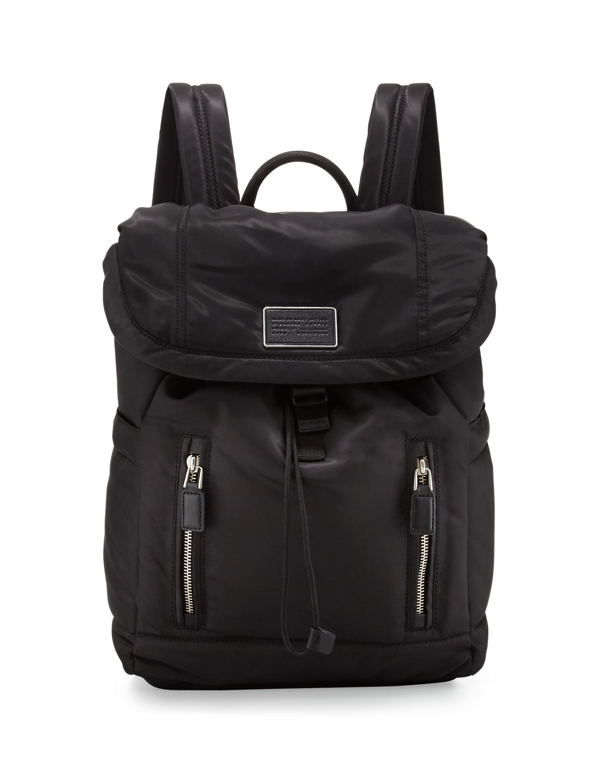 marc by marc jacobs palma nylon backpack in black lyst. Black Bedroom Furniture Sets. Home Design Ideas