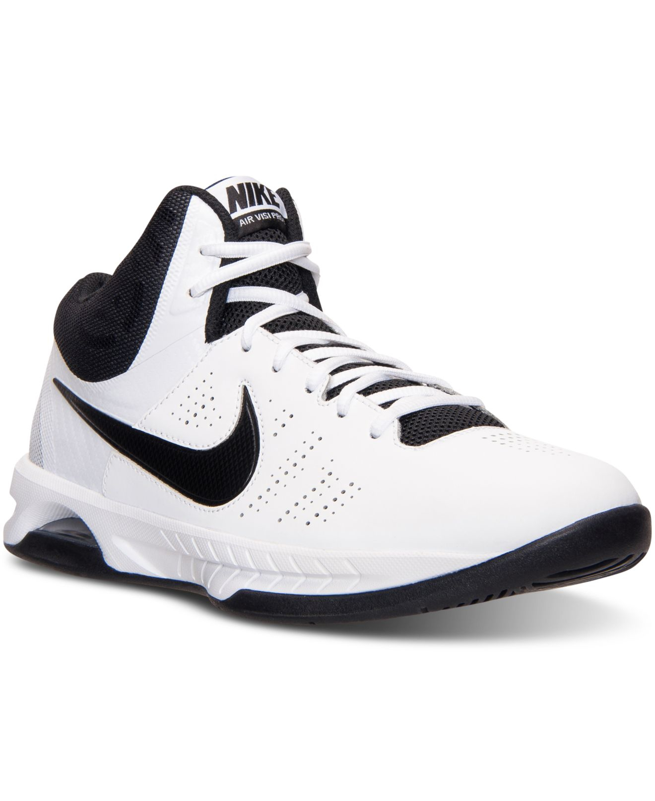 41d874322c67 ... shoes Nike Mens Air Visi Pro Vi Basketball Sneakers From Finish Li ...