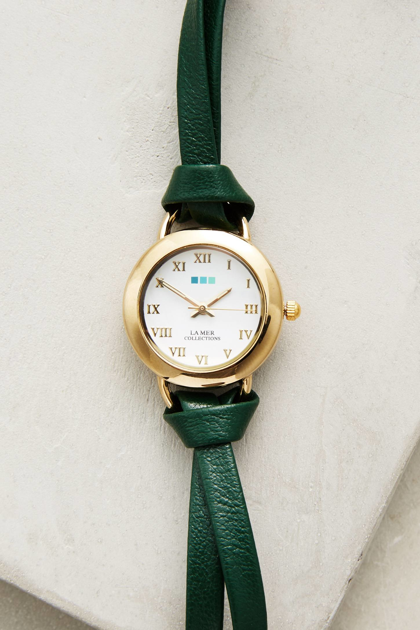 la mer collections emerald saturn in green lyst