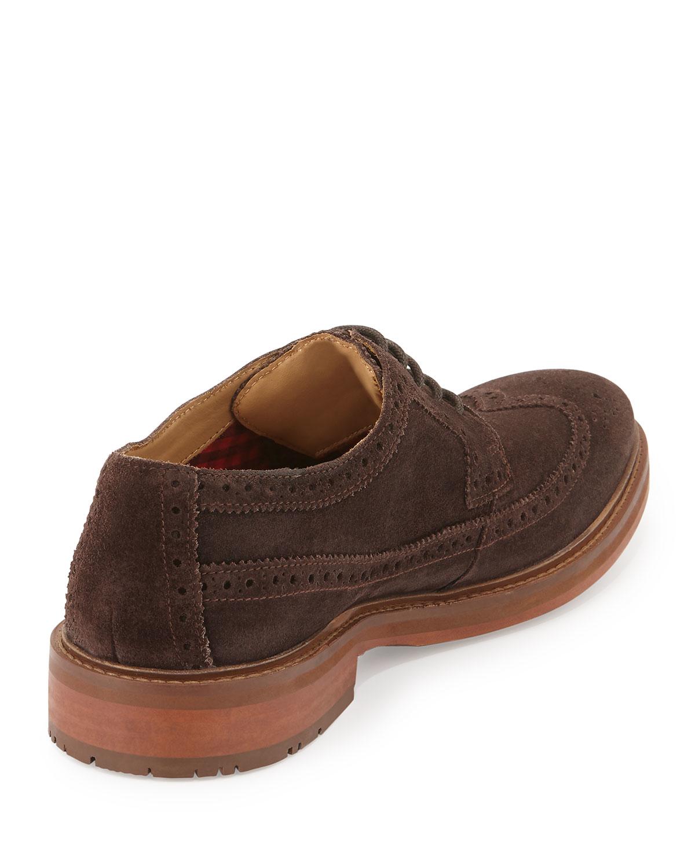 Ben Sherman Black Oxford Shoes