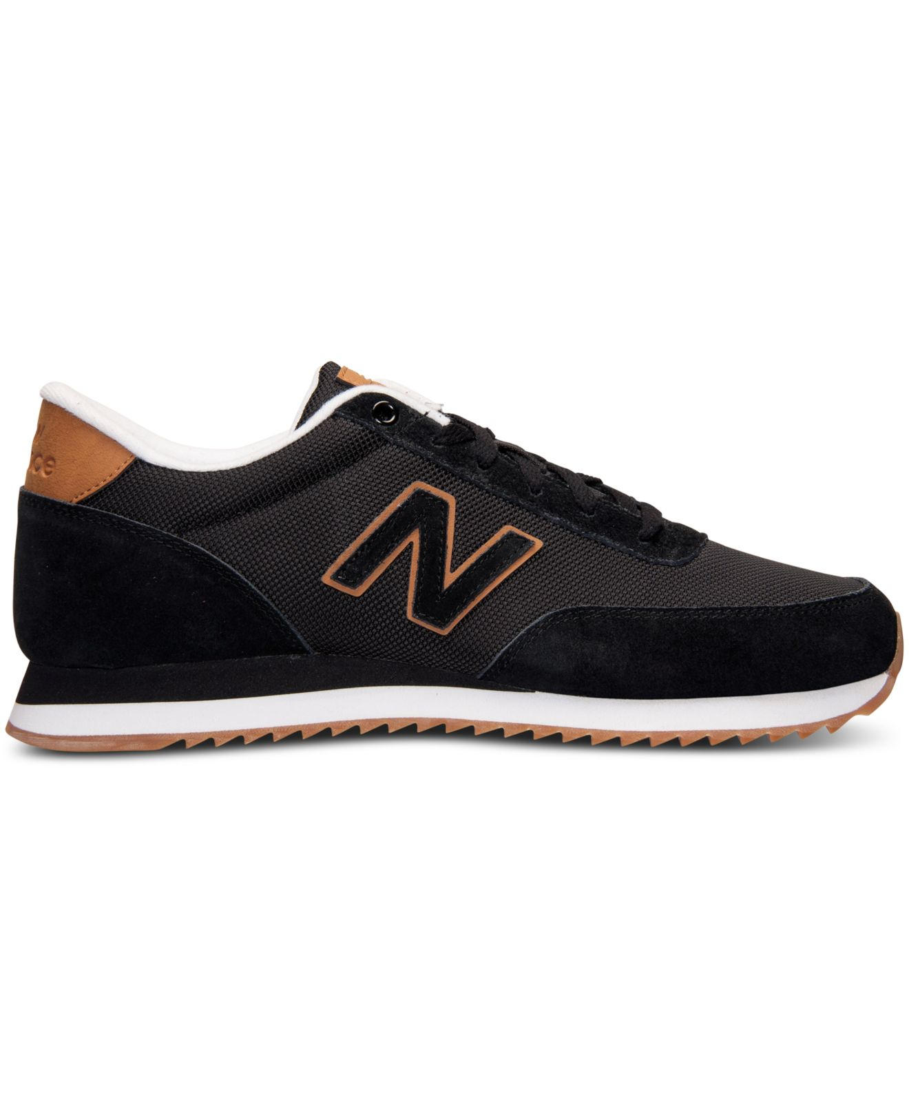 ... New balance Mens 501 Ripple Sole Casual Sneakers From Finish ...