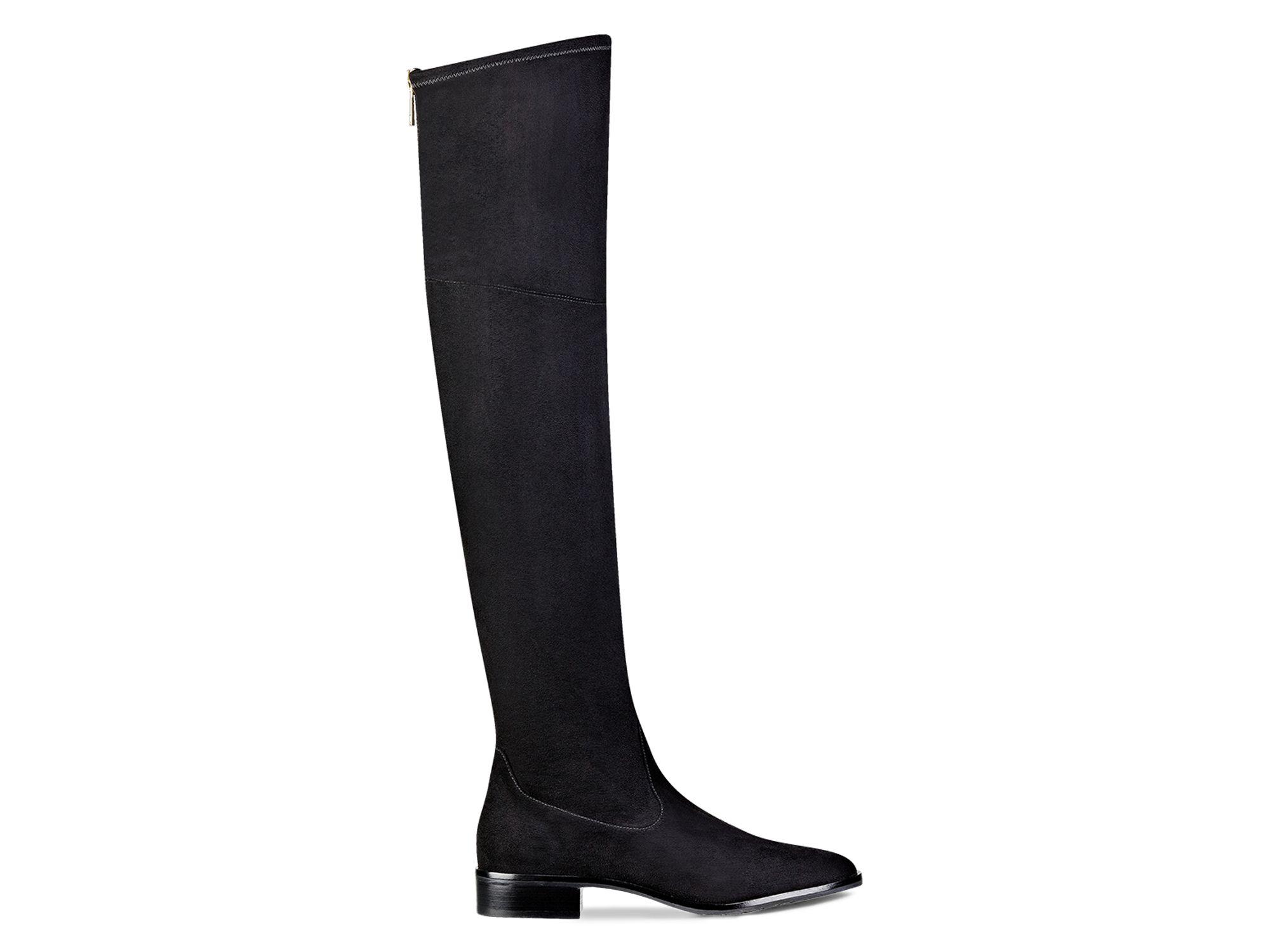Ivanka Trump Suede Flat Shoes