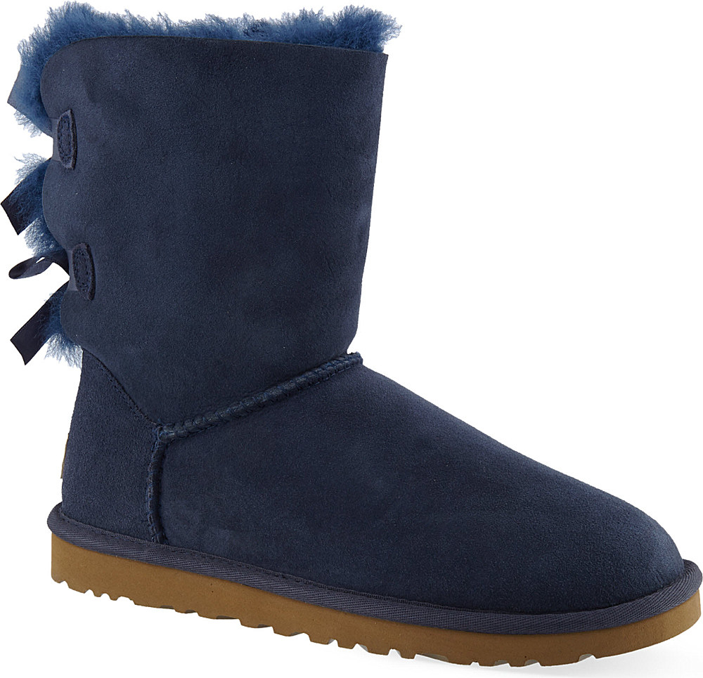 blue uggs tumblr