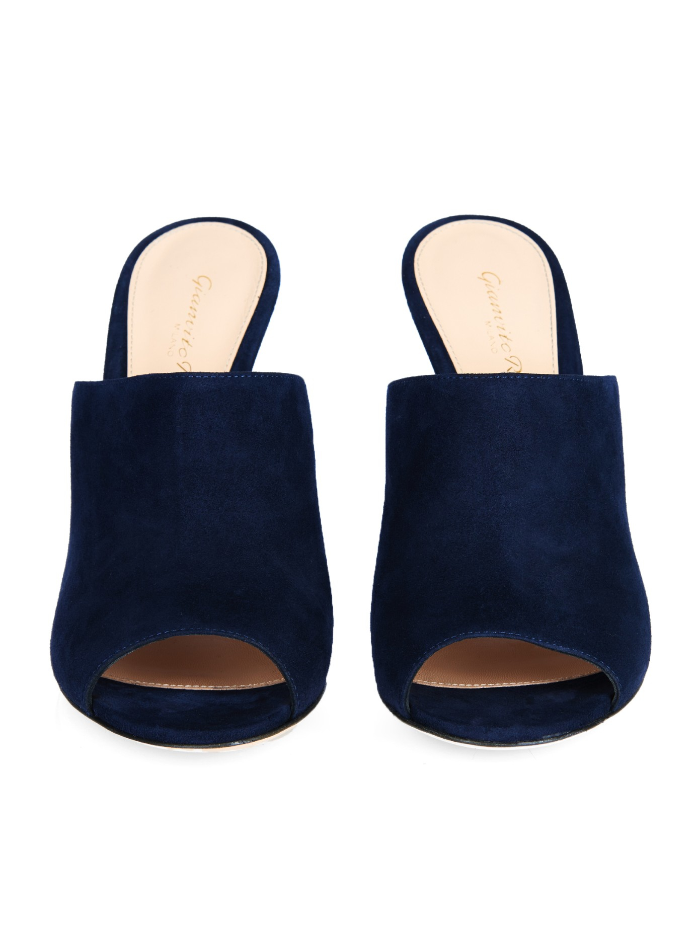 Navy Blue Dress Shoes Wide