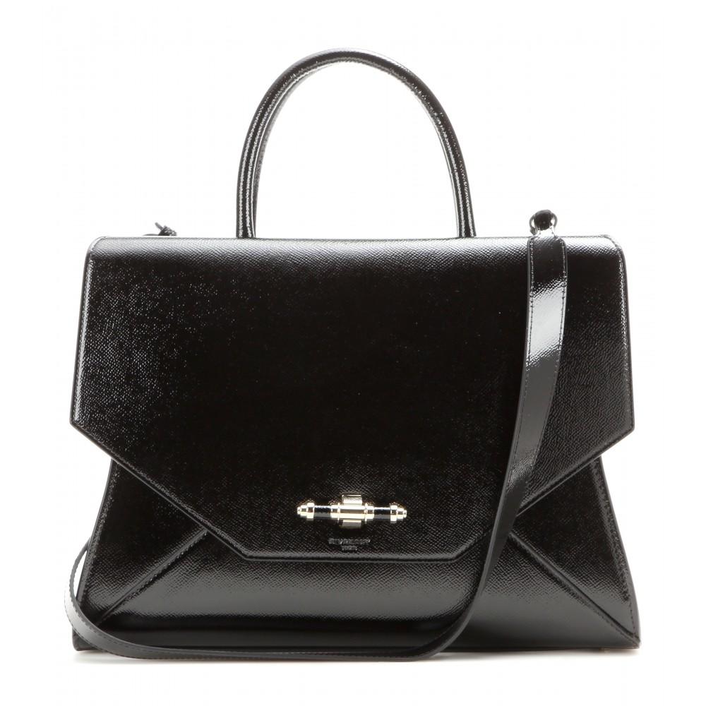 49a2917b35 Lyst - Givenchy Medium Obsedia Bag in Black