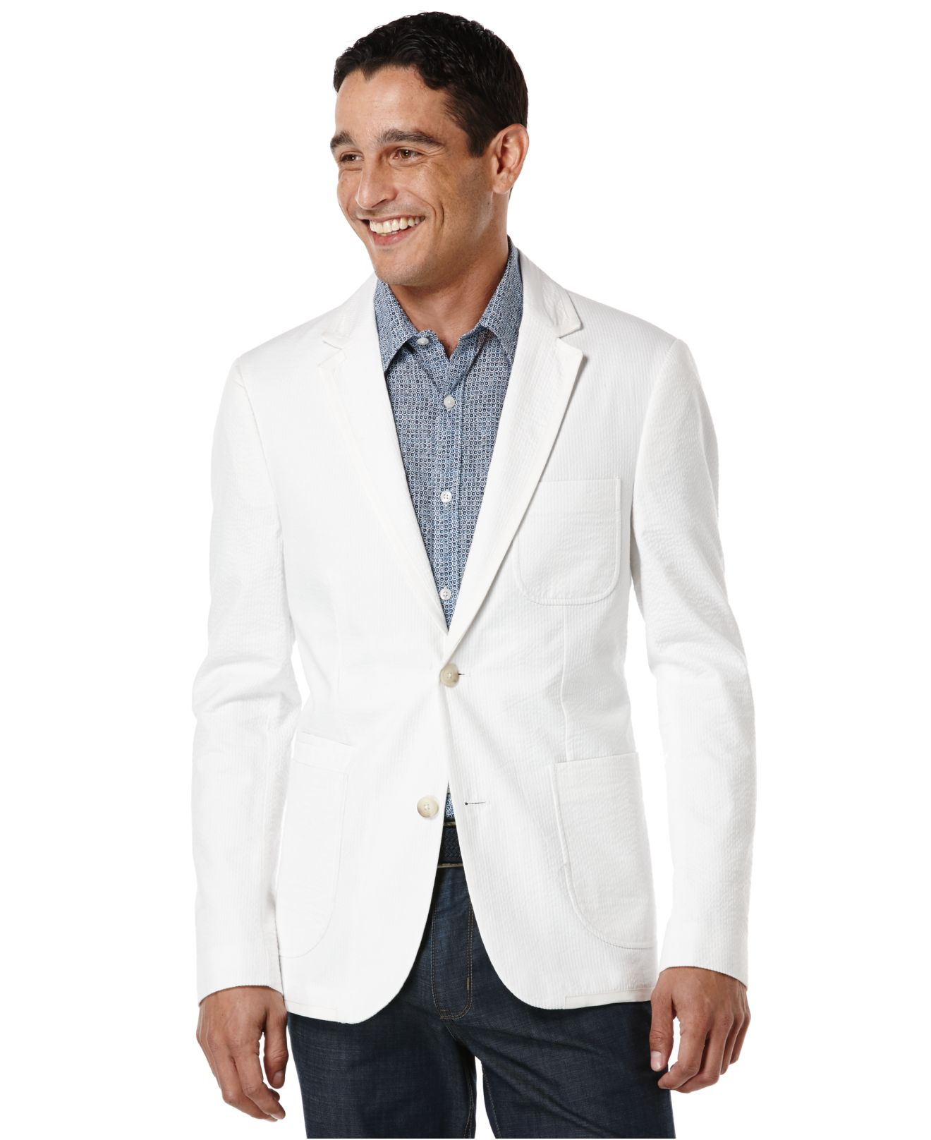 Find slim fit white mens blazer at ShopStyle. Shop the latest collection of slim fit white mens blazer from the most popular stores - all in one.