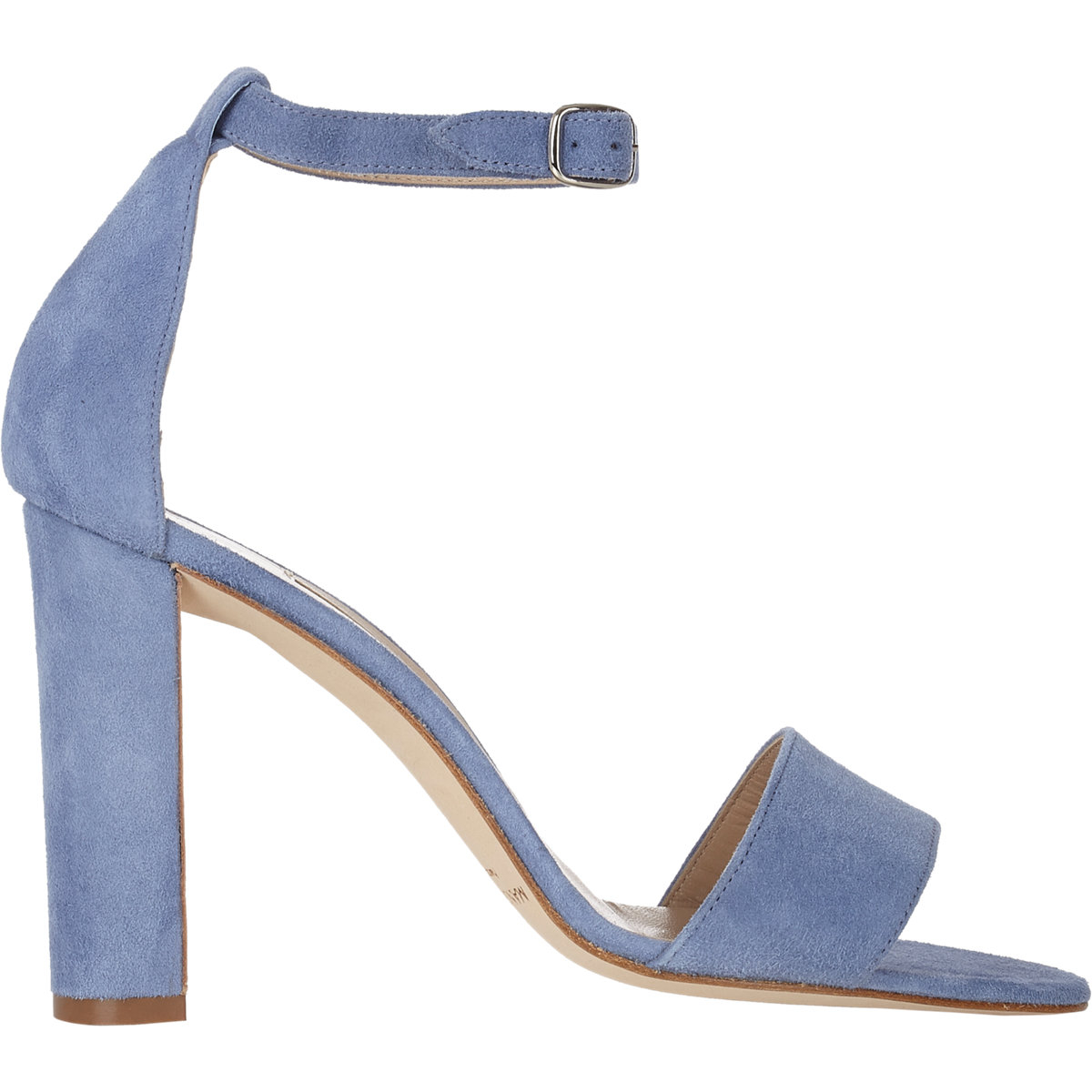 Manolo Blahnik Suede Ankle Cuff Sandals buy cheap original supply online top quality cheap online from china cheap online clearance reliable ym5A0vT