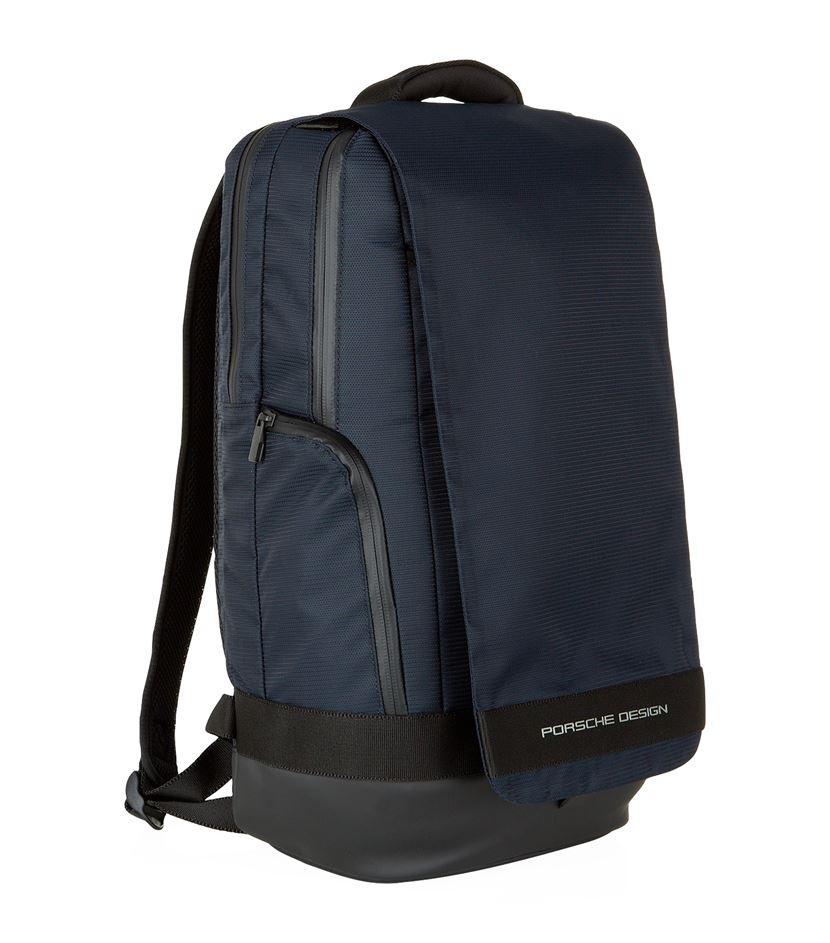 porsche design backpack in blue for men lyst. Black Bedroom Furniture Sets. Home Design Ideas