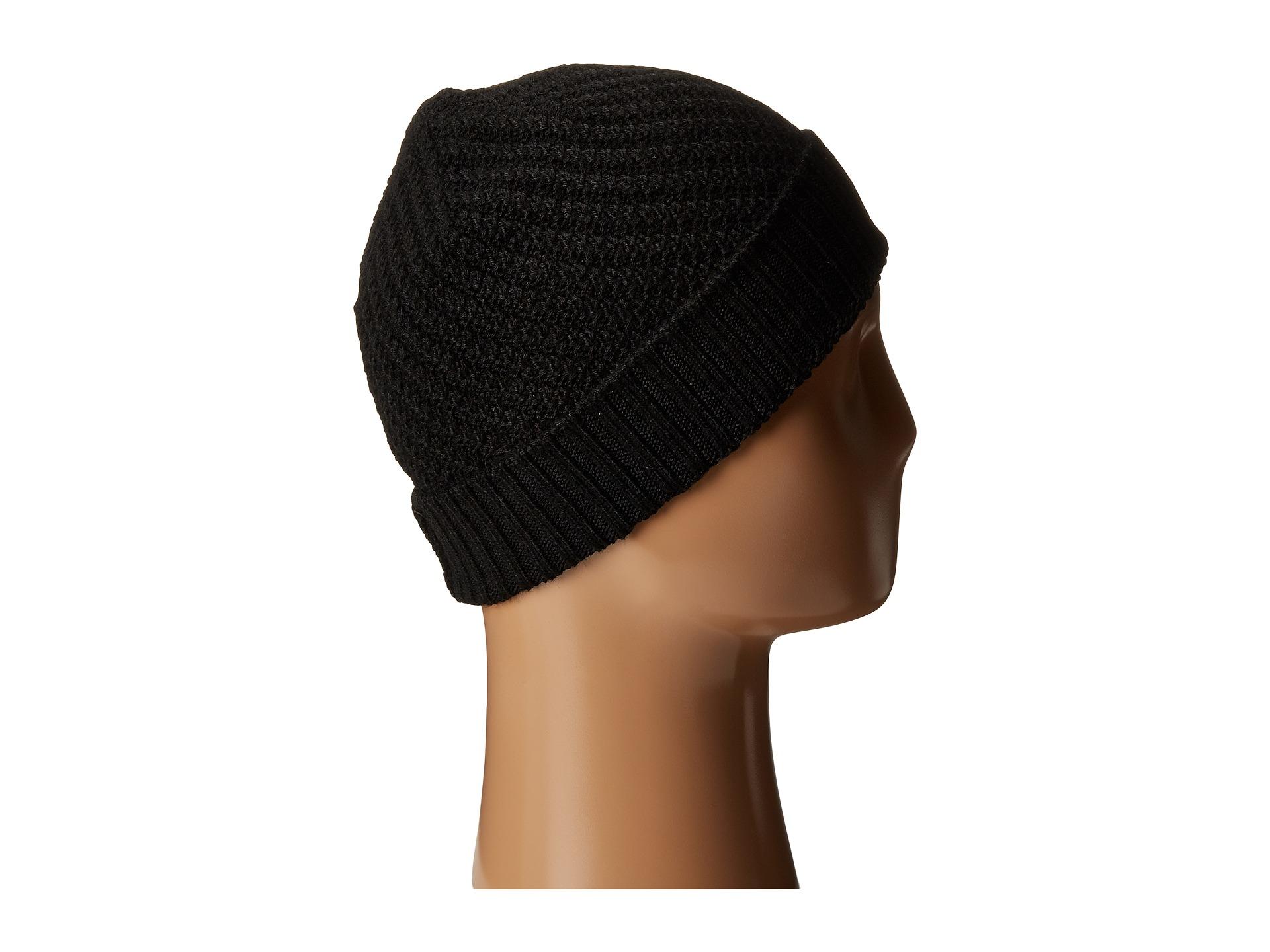 Lyst - Icebreaker Skyline Hat in Black 7c71df7988b4
