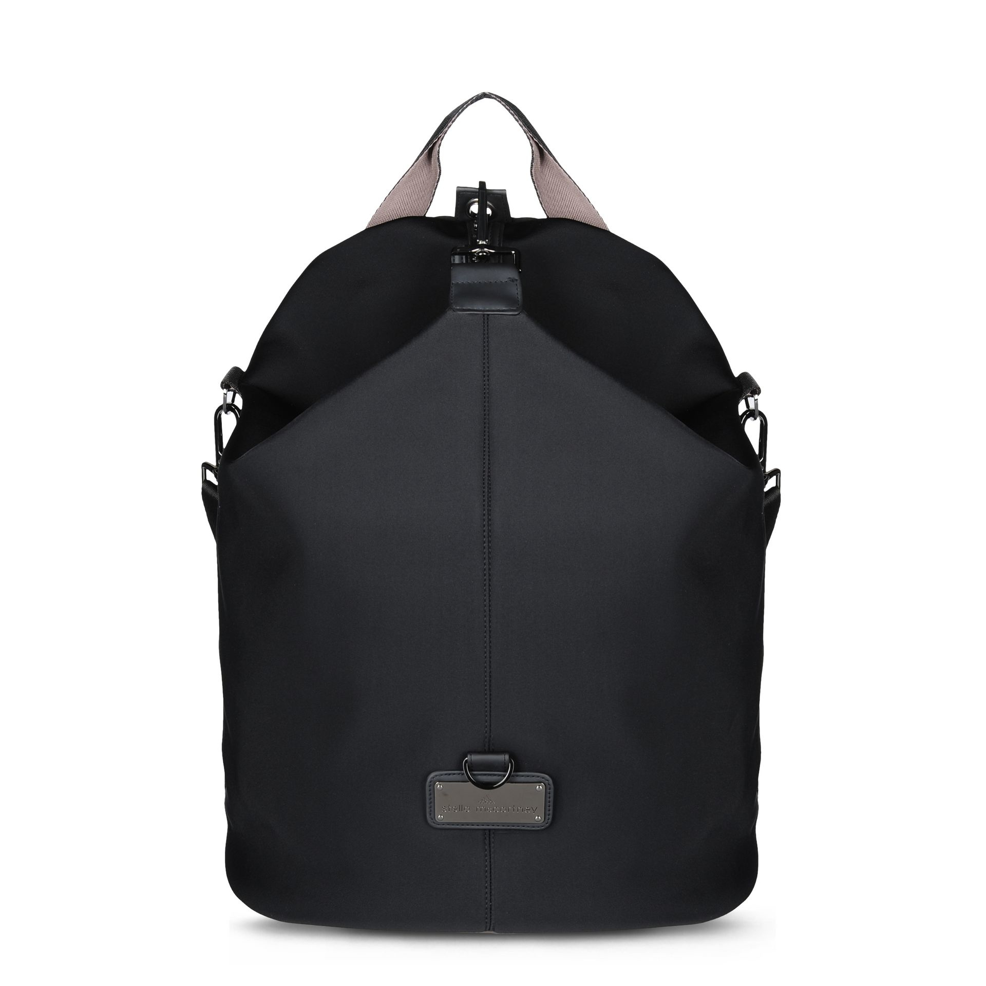 aba2b2e654b9 adidas By Stella McCartney Black Studio Bag in Black - Lyst