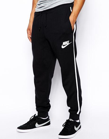 Innovative Nike Womens Rally Tight Sweatpants BlackWhite  Sneaker Doctor