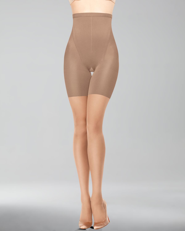 shaping pantyhose spanx