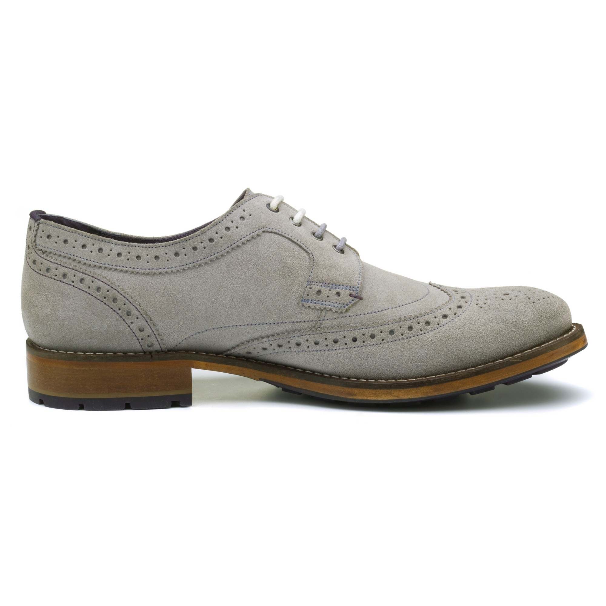 Ted Baker Derby Shoes Suede