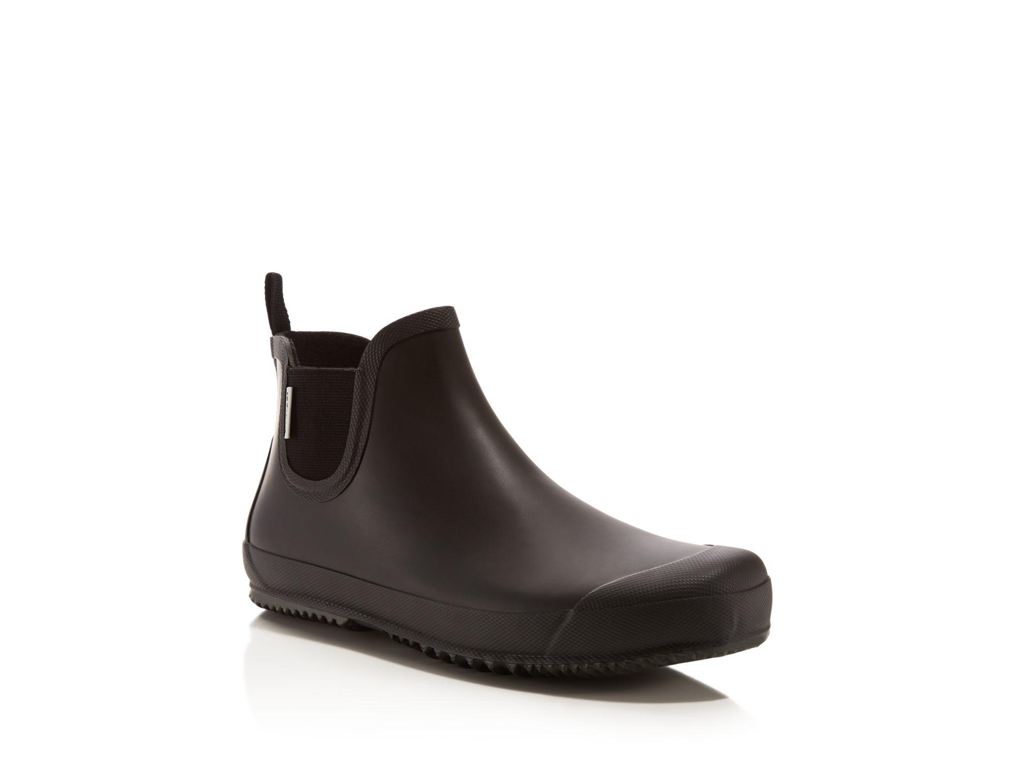 Tretorn Bo Waterproof Rain Boots in Black for Men | Lyst