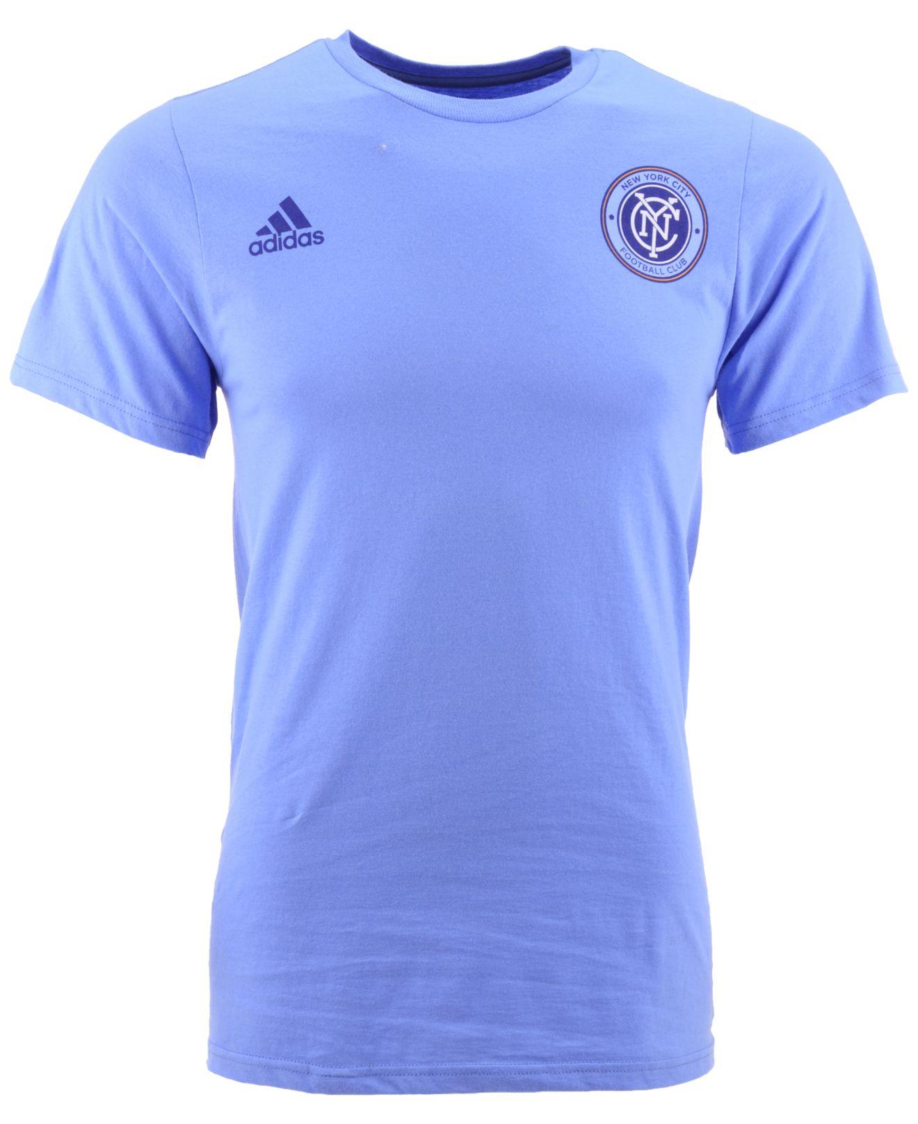 David Villa New York City Shirt