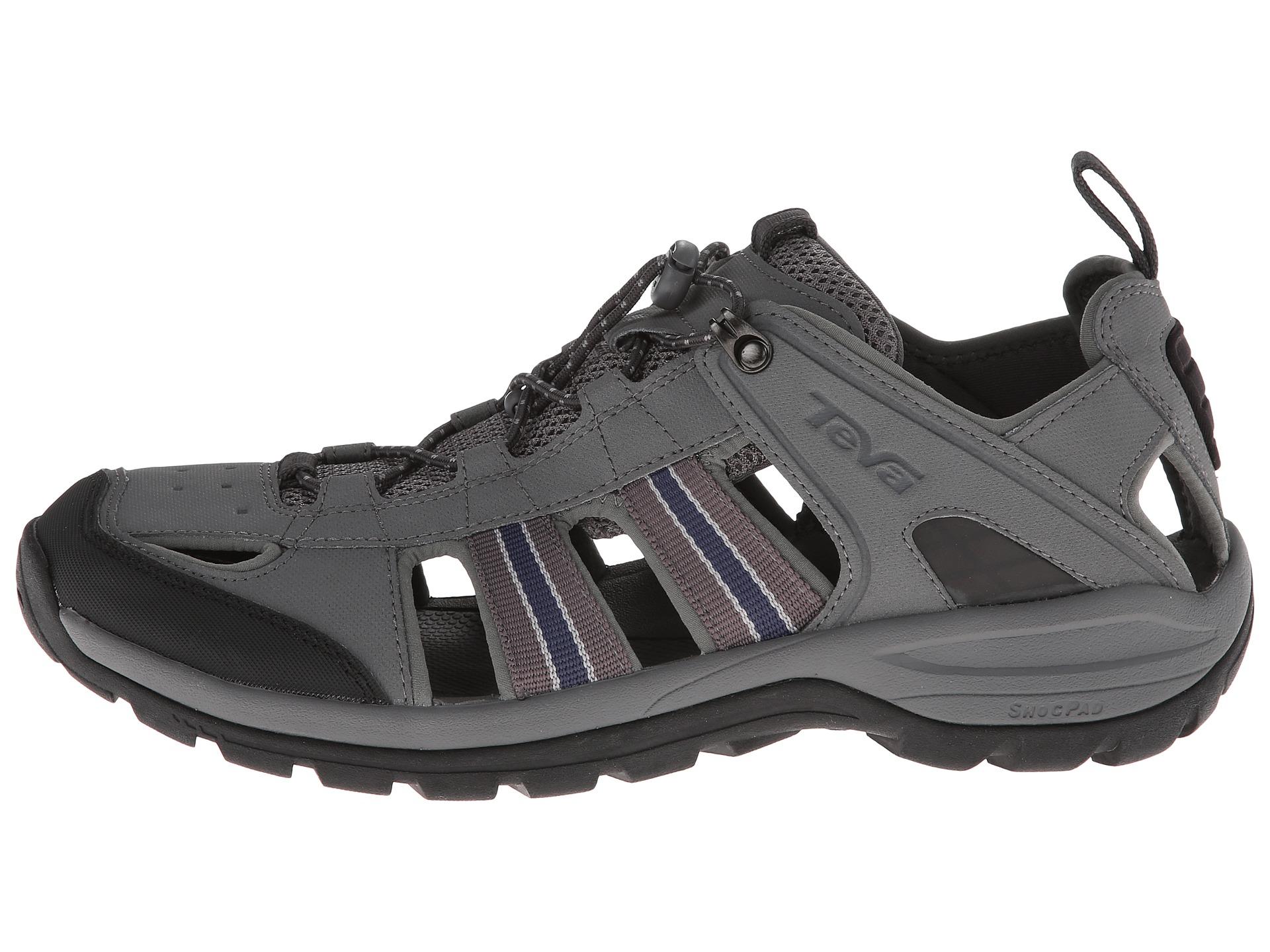 6260e3222d887 Lyst - Teva Kimtah Sandal in Gray for Men