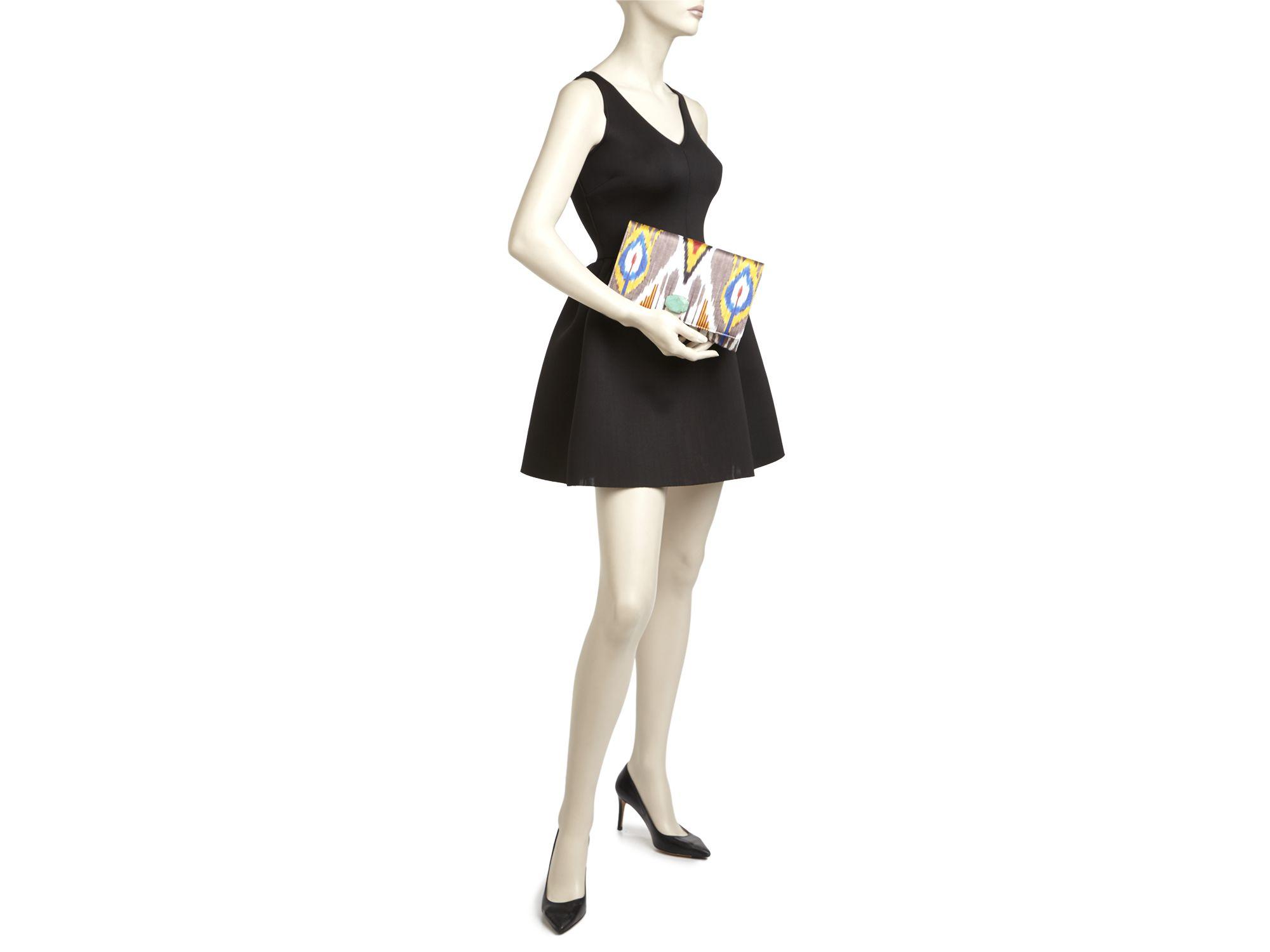 chloie bags - chloe stone-embellished pochette, discount chloe bags