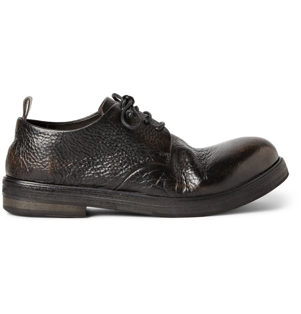 Marsall Classique Chaussures À Lacets - Noir eRiNyuZ