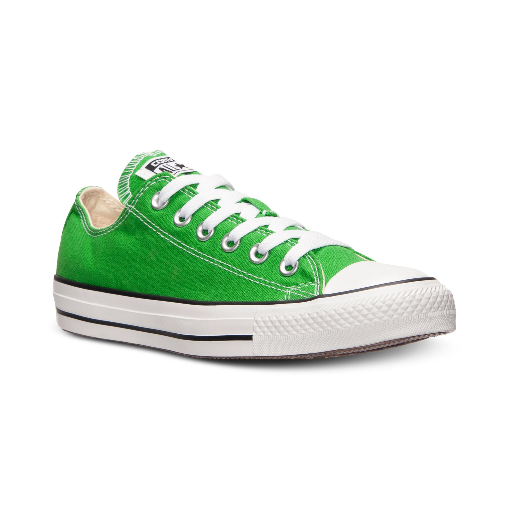Lyst - Converse Mens Chuck Taylor Ox Casual Sneakers From Finish ... 94bcd3490