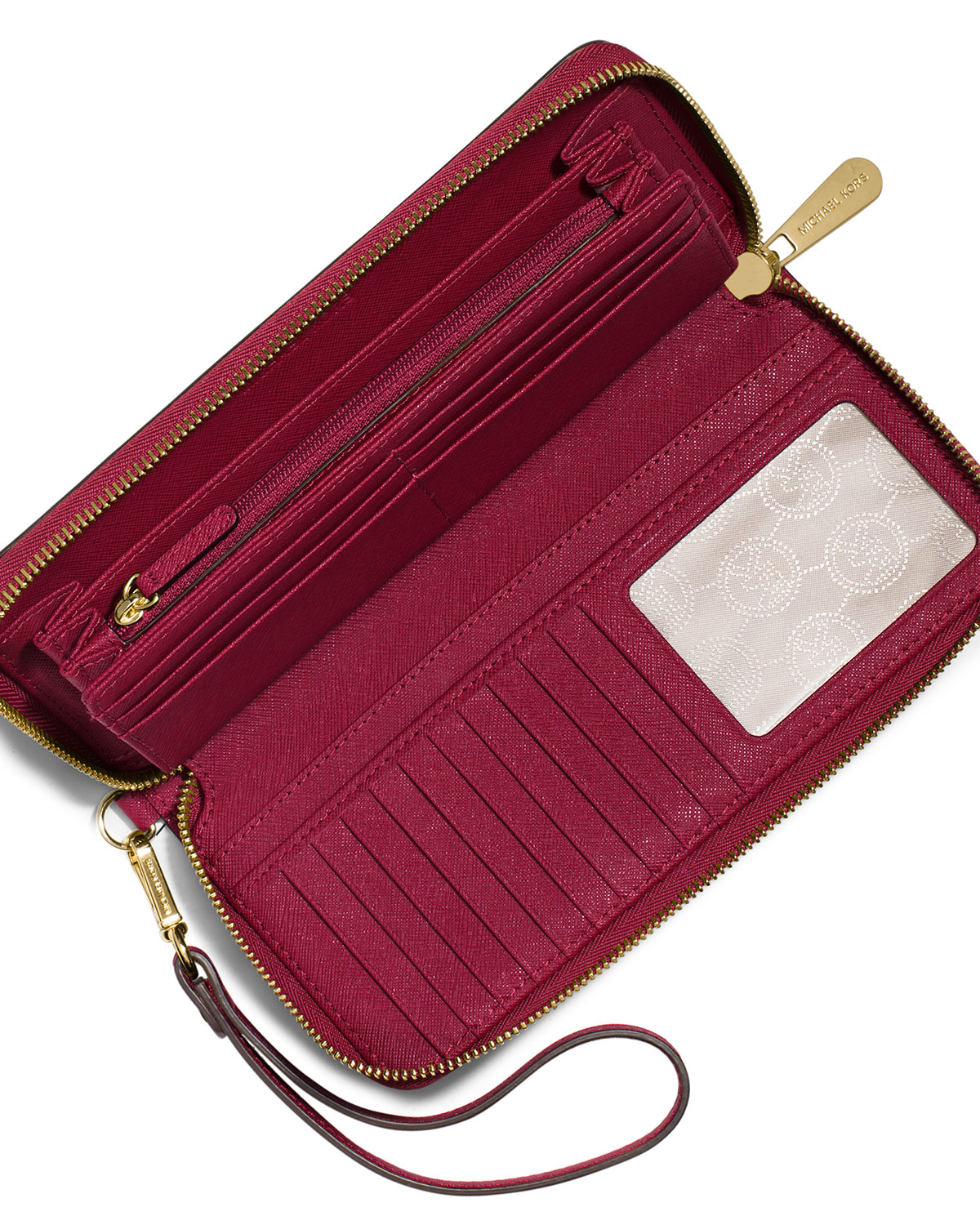 1951895555e9 Michael Kors Jet Set Wallet Red - Best Photo Wallet Justiceforkenny.Org