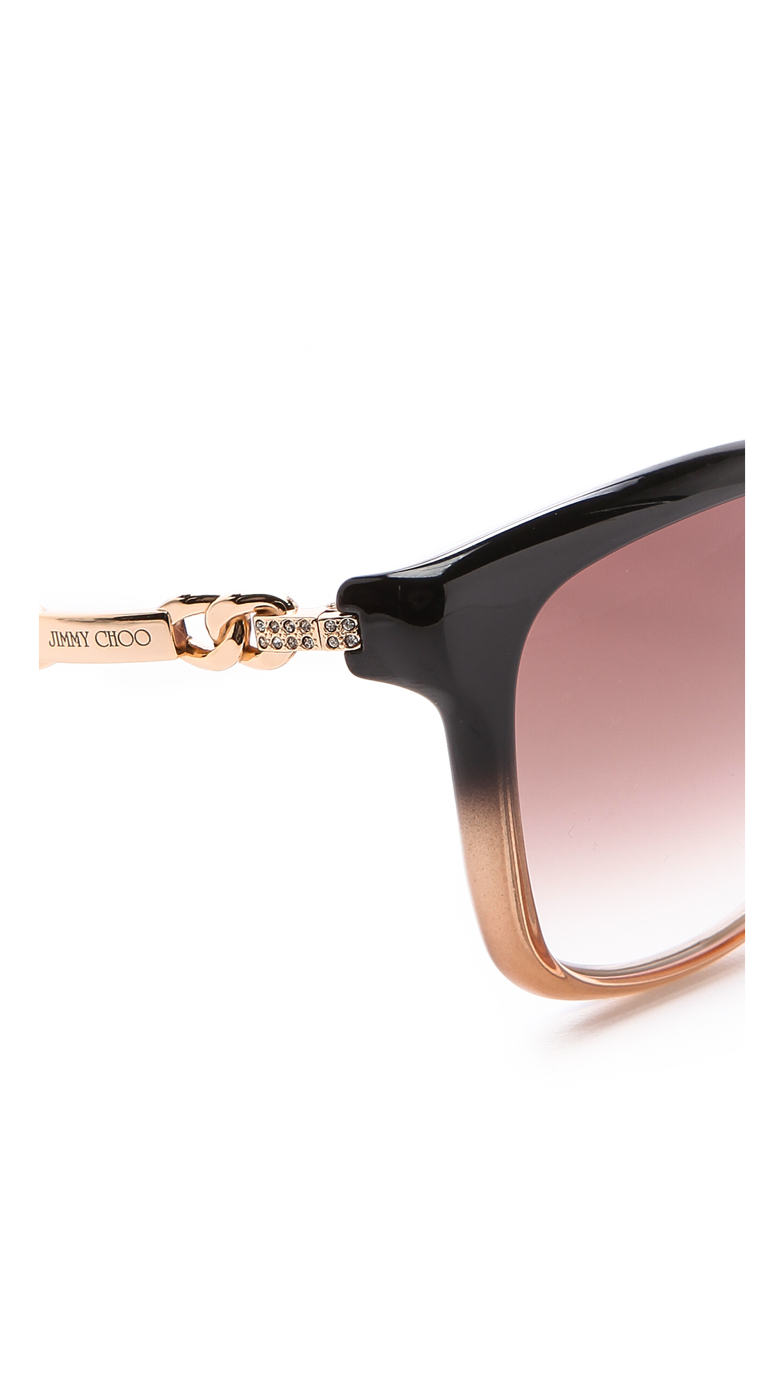 Ill Be Rich Forever Bee Sunglasses: Rose Luxe | NRODA