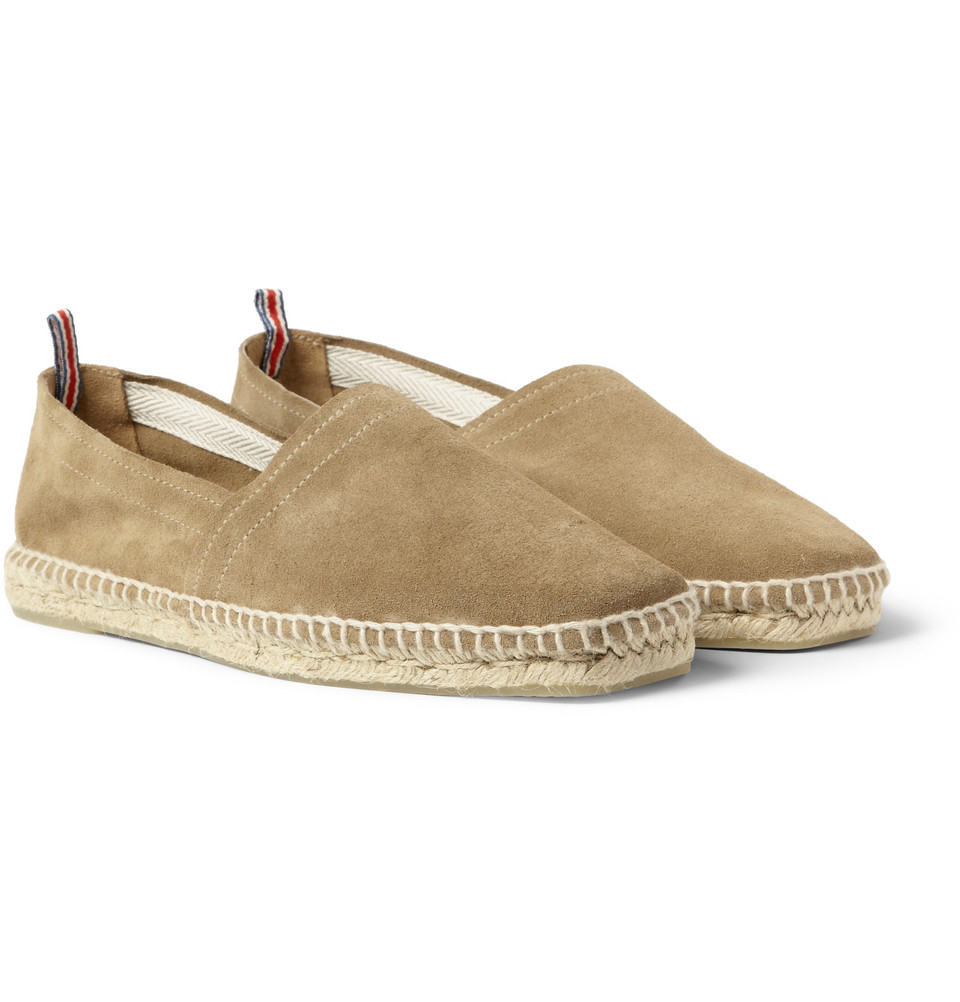 Men For Castaner Pablo Espadrilles Suede In Brown Lyst 6mYbvf7yIg