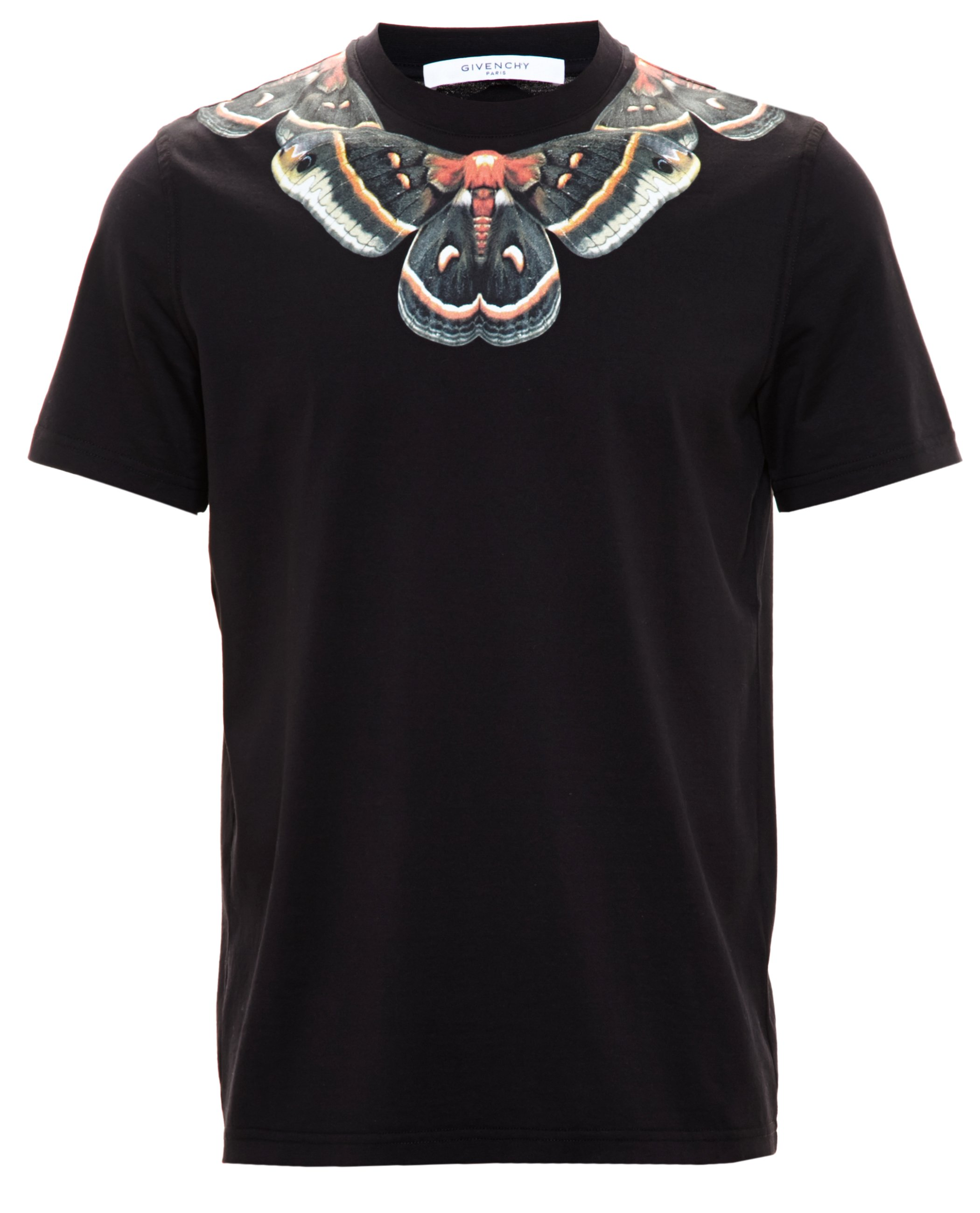 Lyst Givenchy Butterfly T Shirt In Black For Men