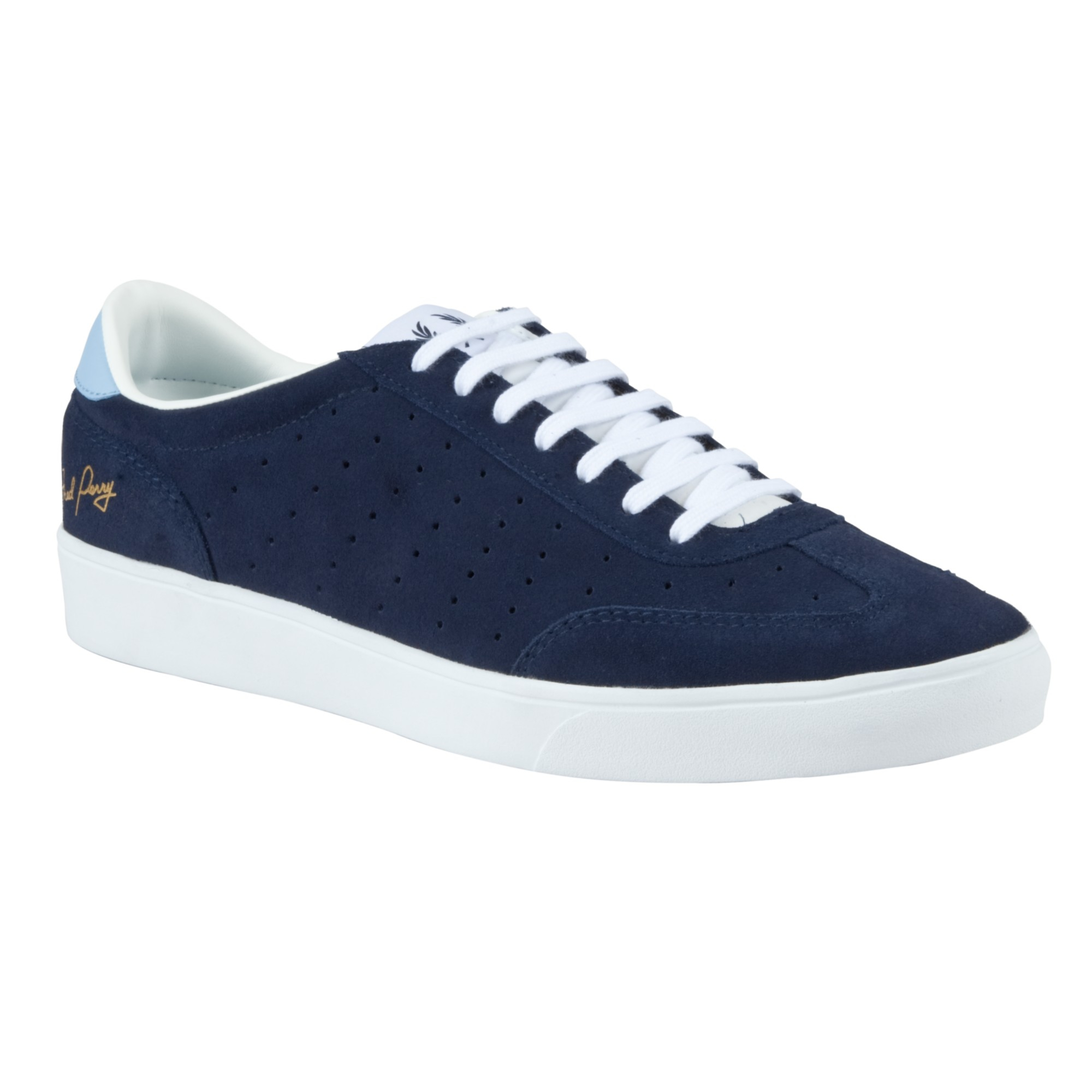 Fred Perry Umpire Suede Trainer CP4448