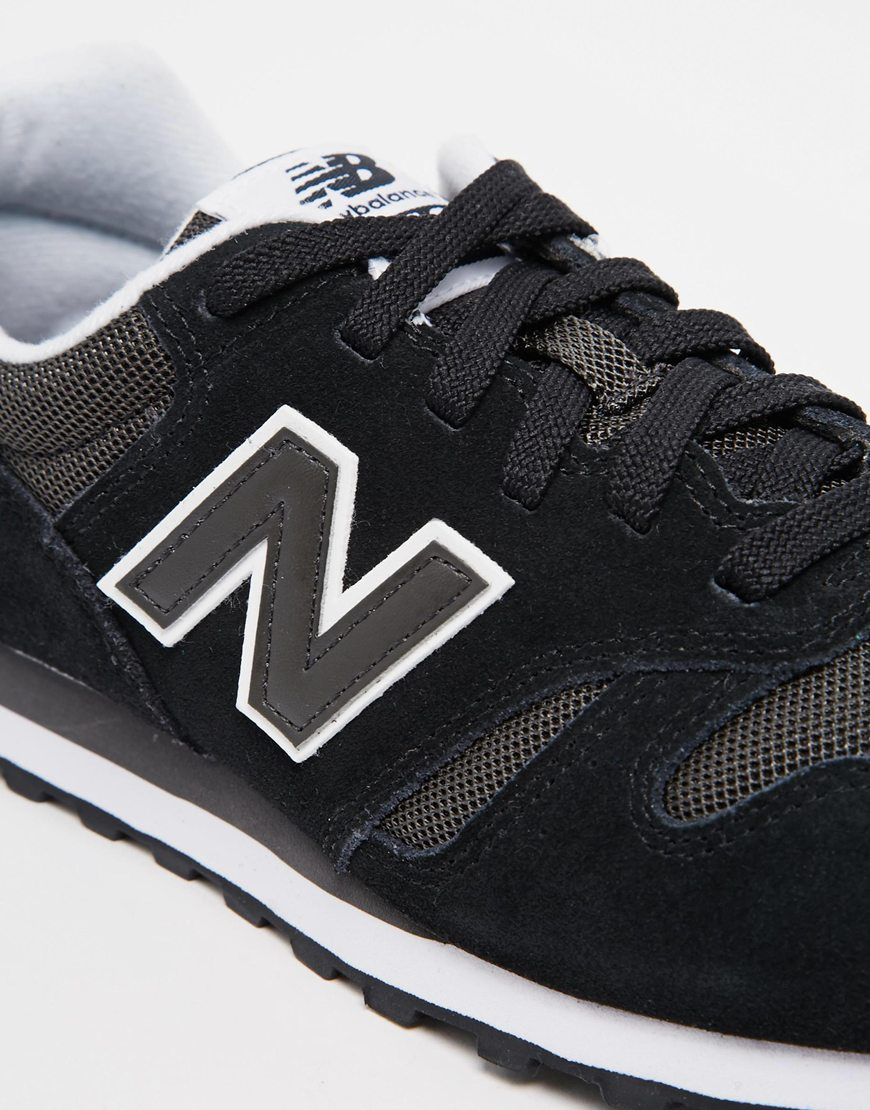 new balance 373 leather