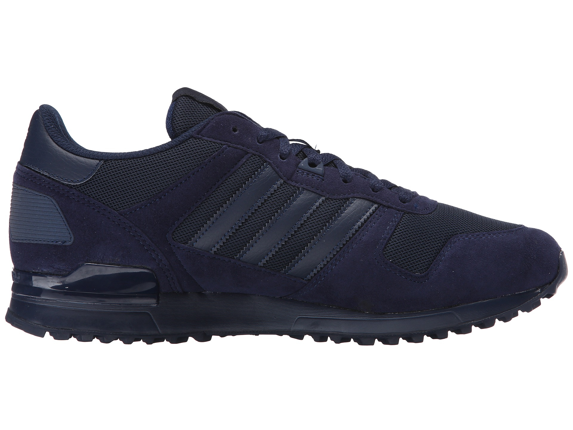 premium selection 26715 a61ba ... coupon for lyst adidas originals zx 700 mono in black for men 4795c  230fb