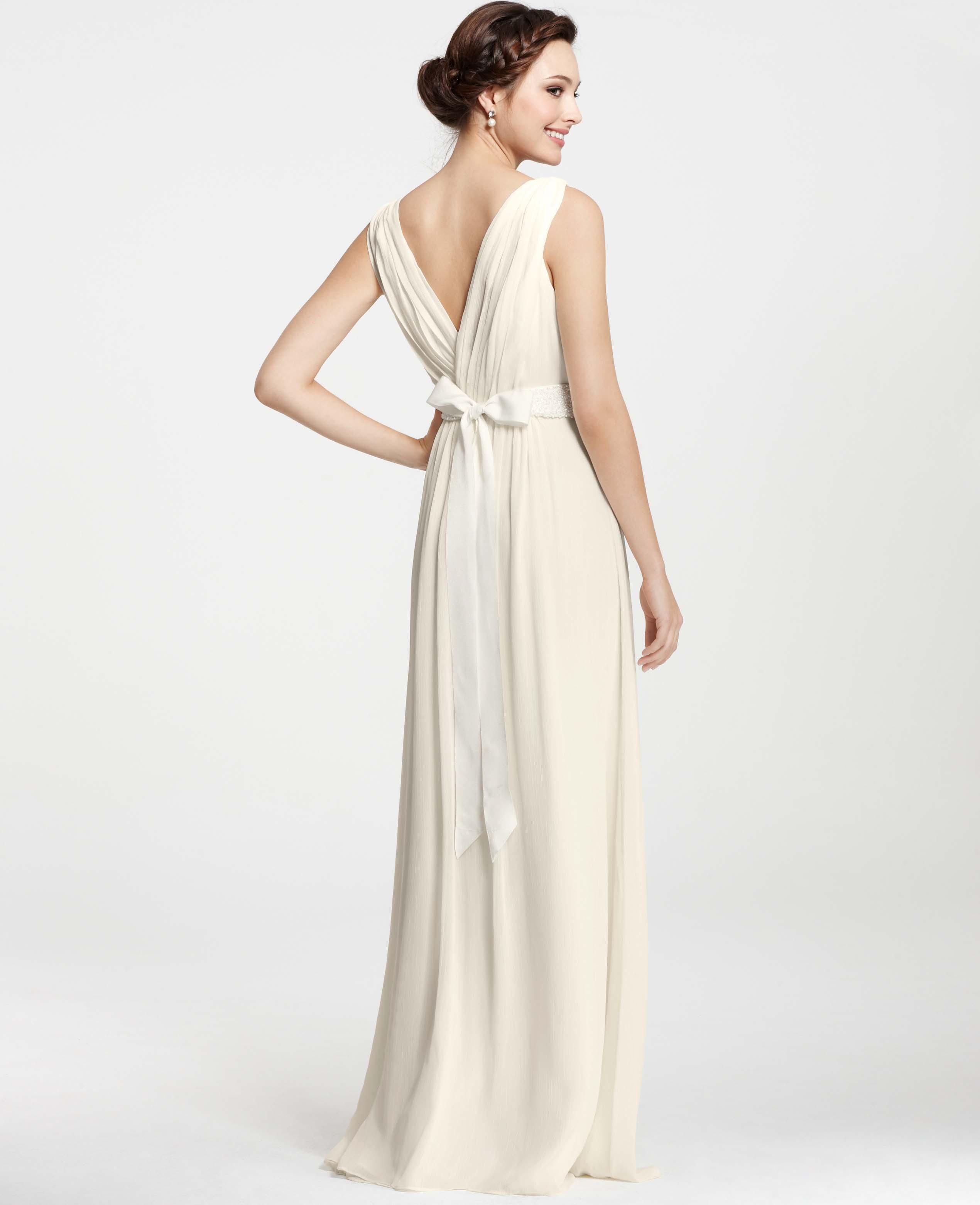 Beautiful Wedding Dresses V Neck | Wedding