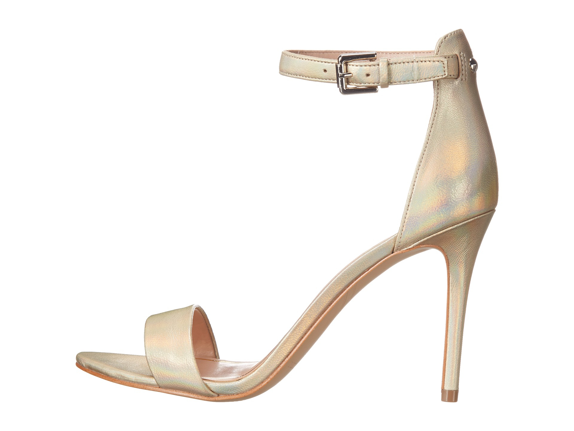 Lyst - Enzo Angiolini Manna in Metallic e1580a47a