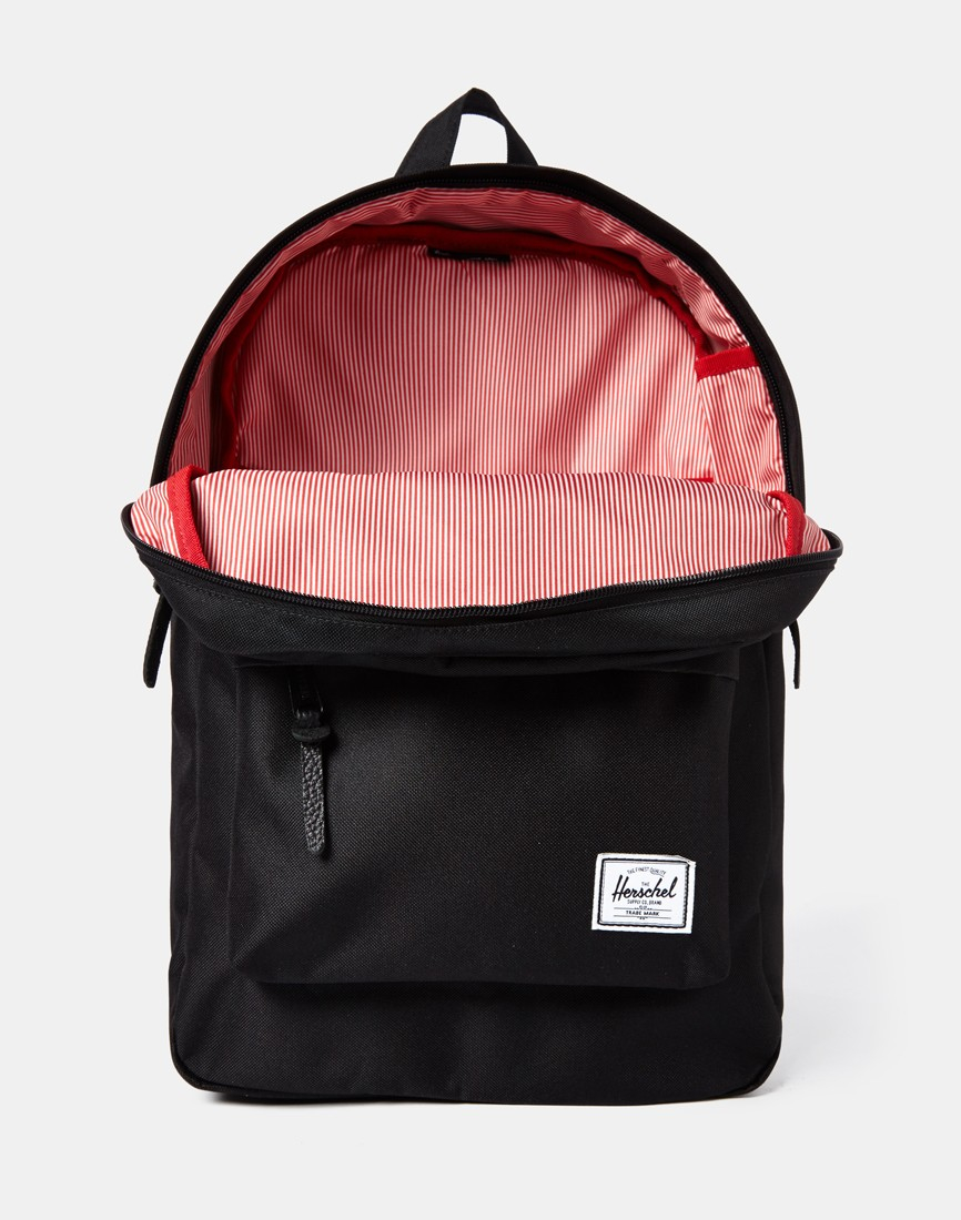 6447aa214d04 Lyst - Herschel Supply Co. X The Idle Man Exclusive Heritage Mid-volume  Backpack Black - Black in Black for Men