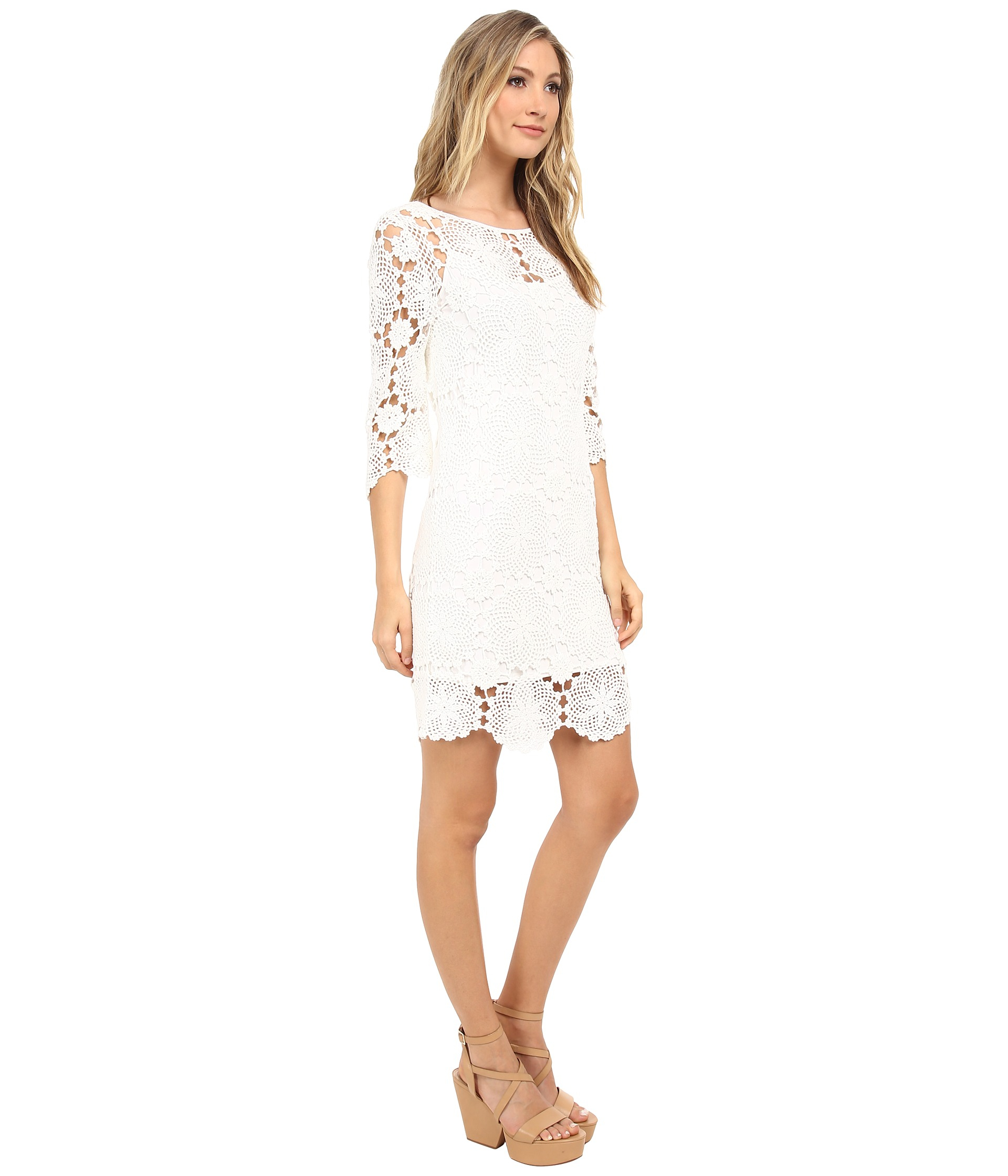f3c41a10d71 Lyst - Trina Turk Summertime Dress in White