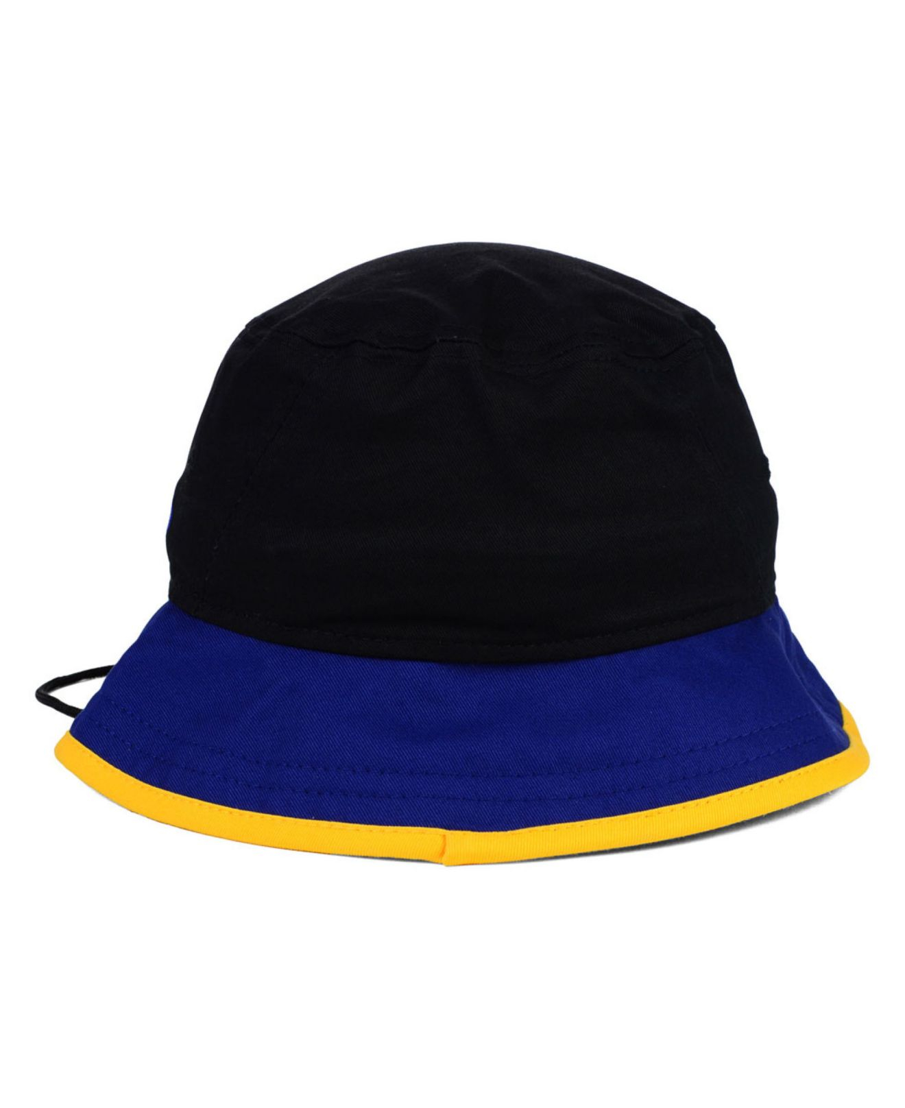 eacbd8624eb Lyst - KTZ Indiana Pacers Black-top Bucket Hat in Black for Men
