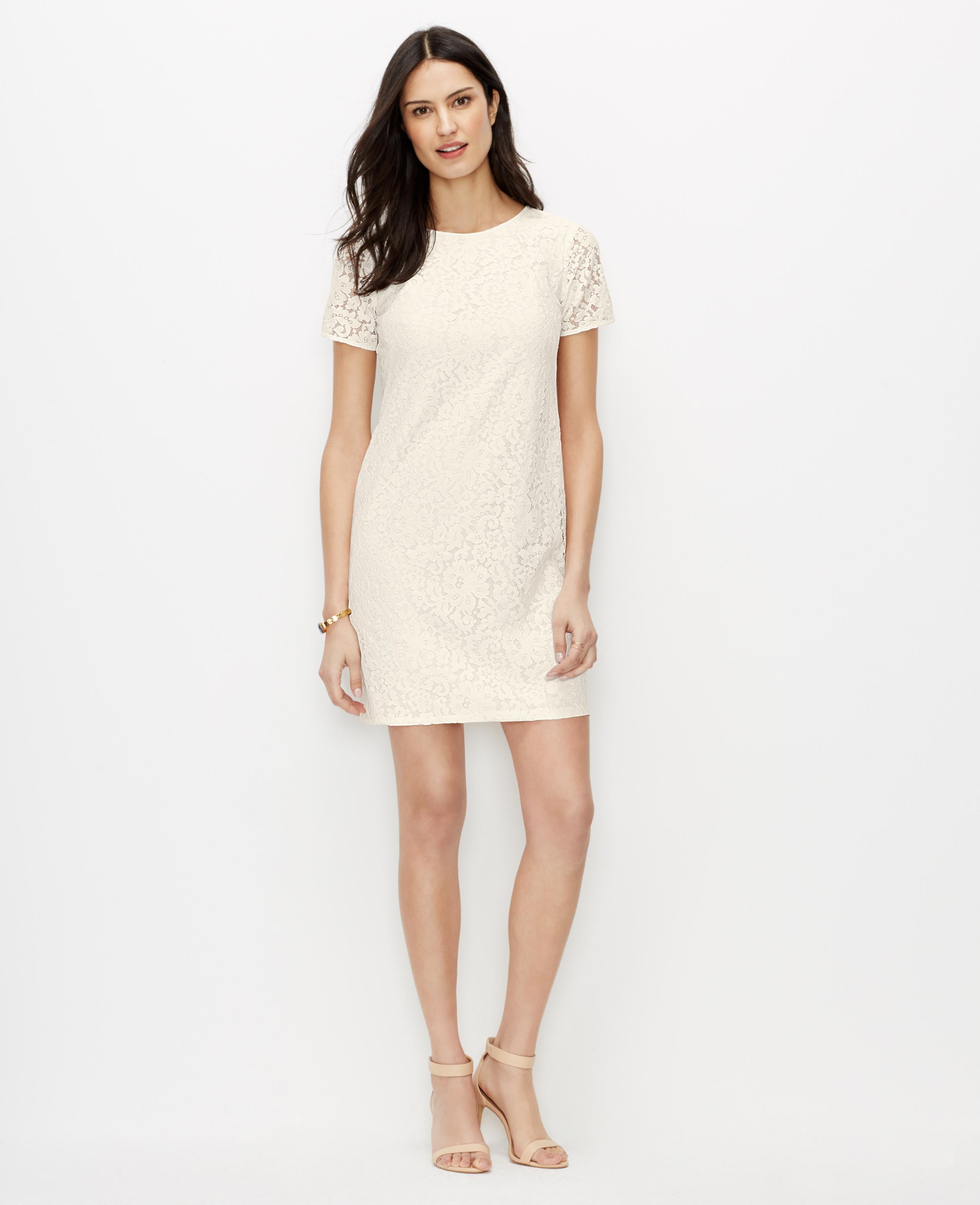 bbf91b9aa4 Ann Taylor White Lace Dresses – Fashion dresses