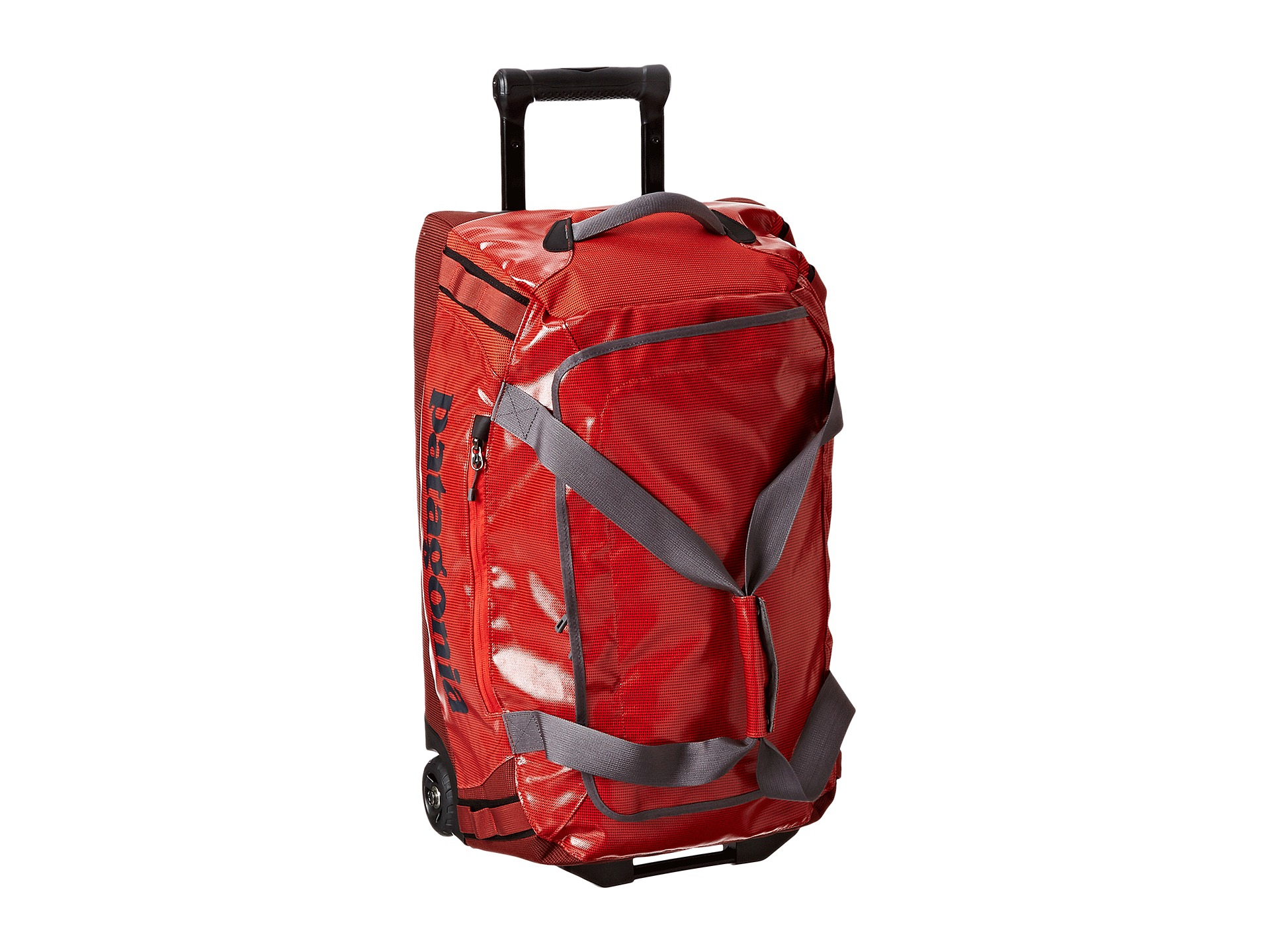 cab93fba8b8a Lyst - Patagonia Black Hole Wheeled Duffel 45L in Red