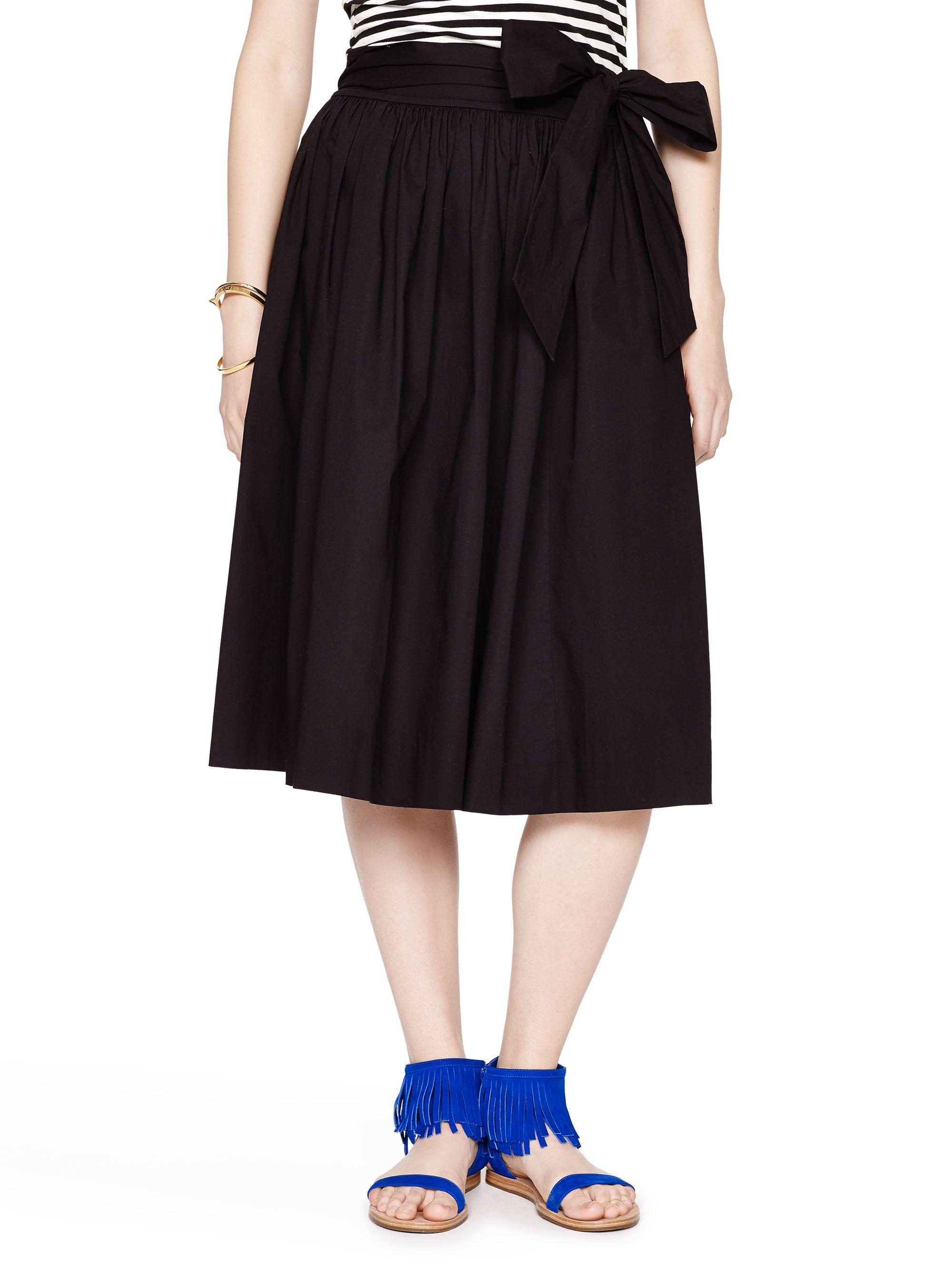 Black Tie Skirts
