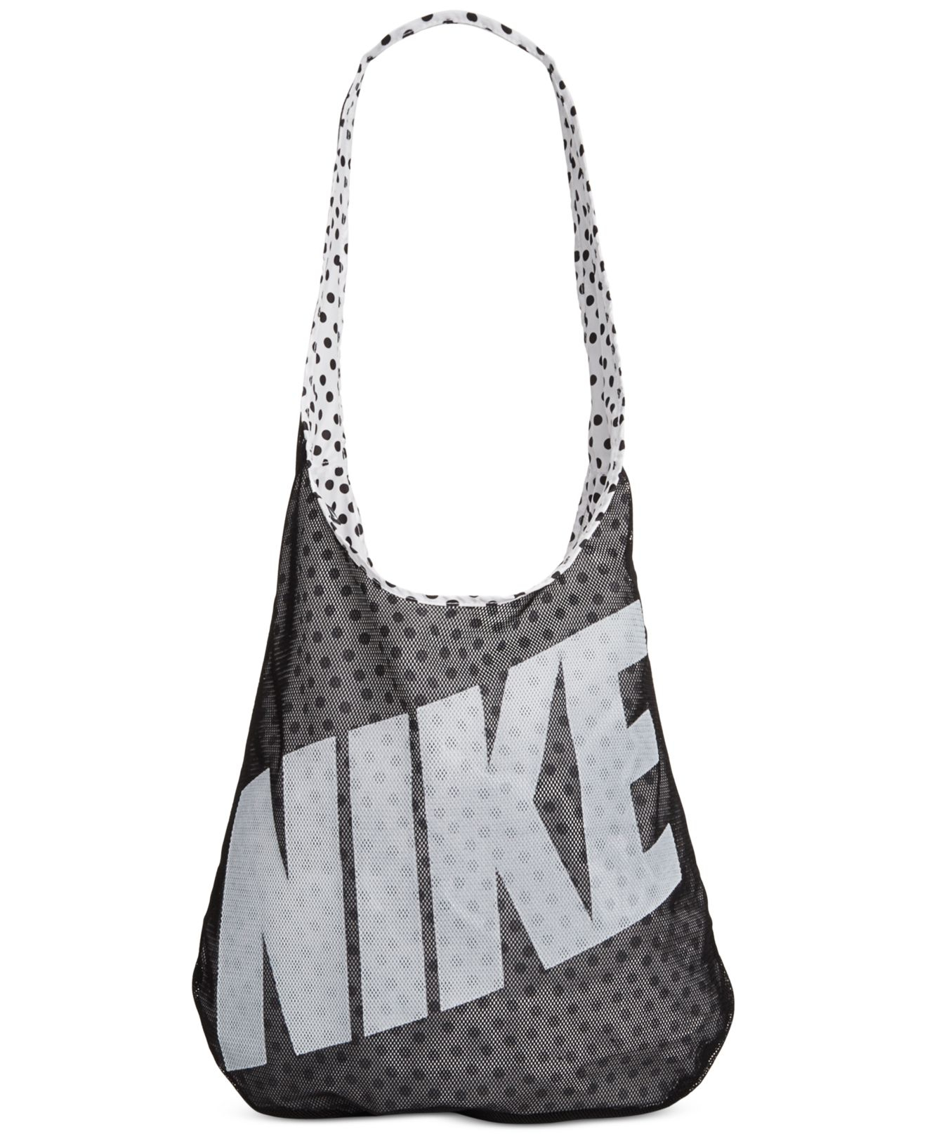 96d277d73f Lyst - Nike Graphic-print Tote Bag in Gray