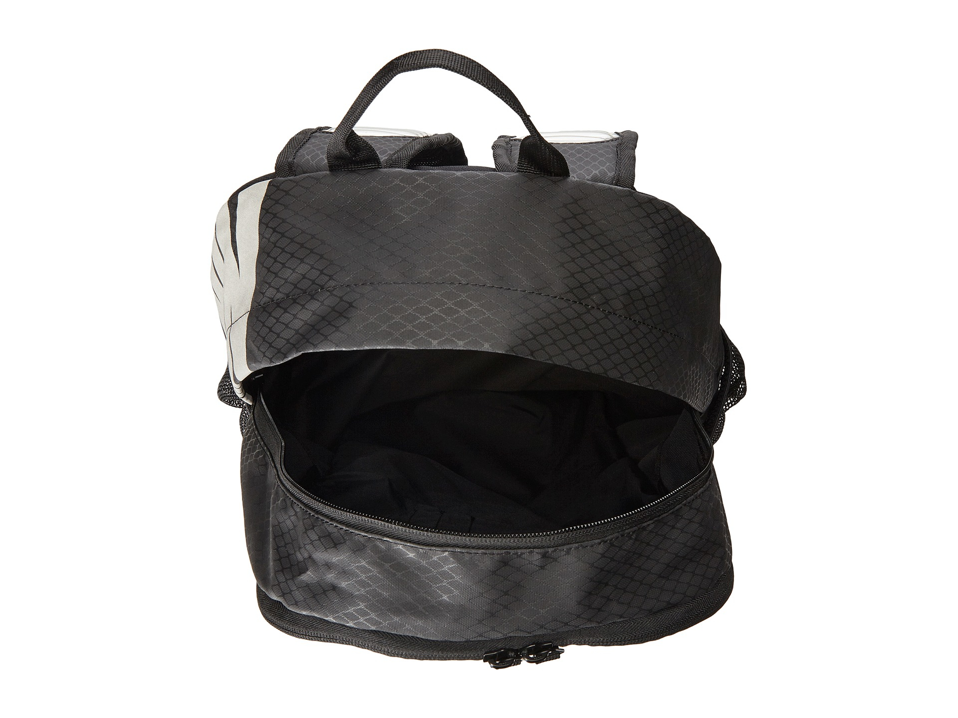 lyst nike max air vapor backpack in black