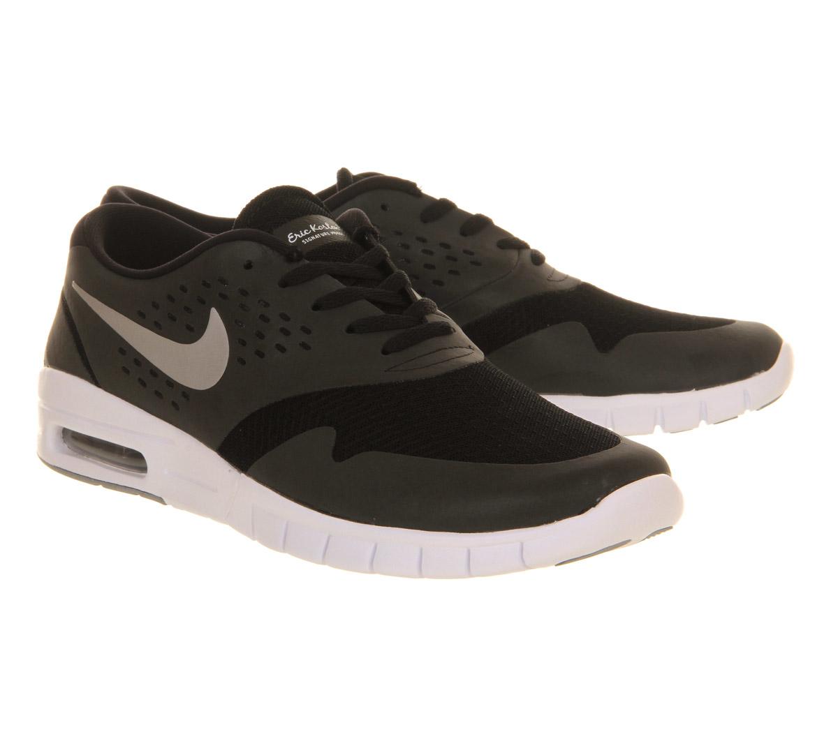 Nike Sb Eric Koston  Max Shoes Black