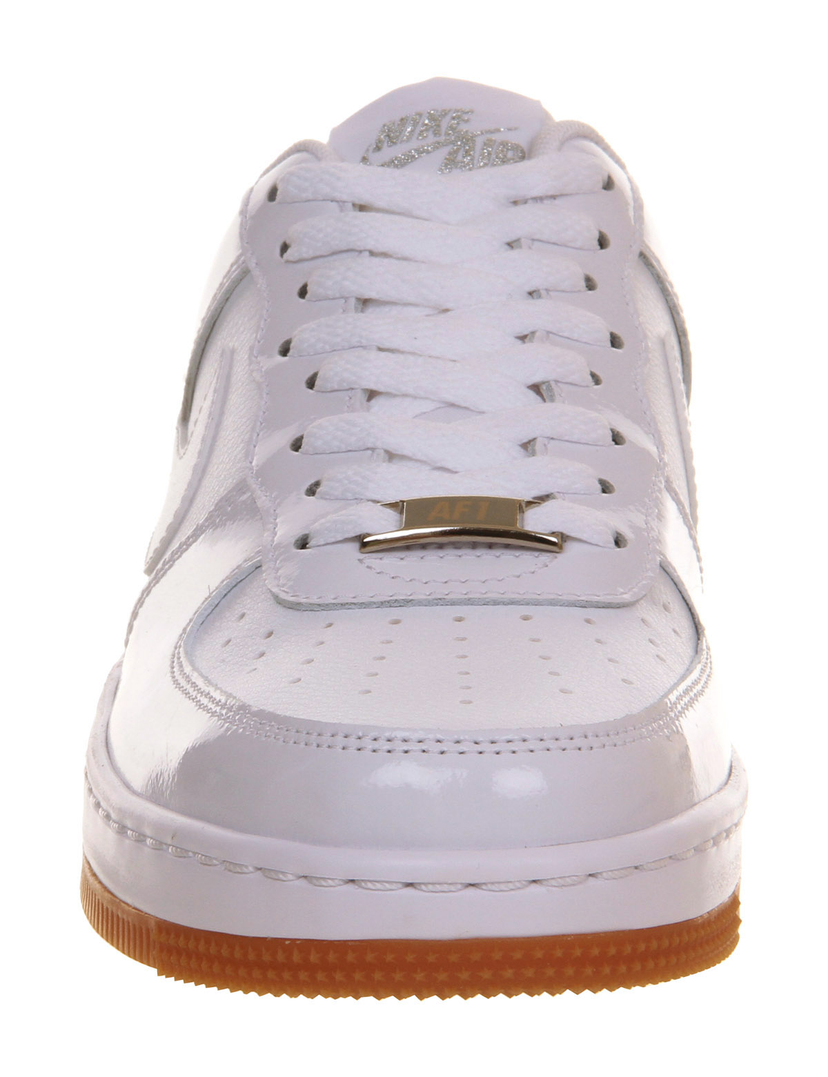 lyst nike air force 1 ariosità in bianco.