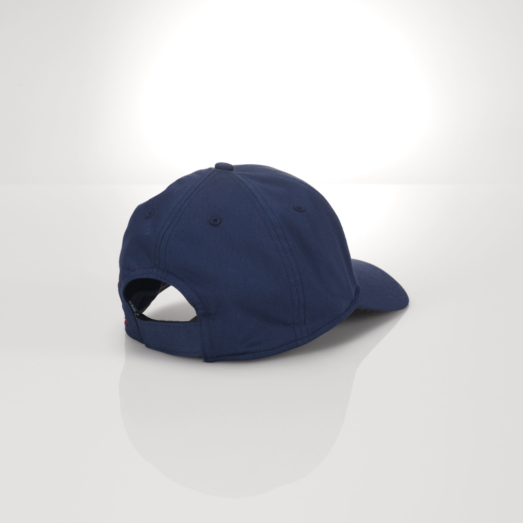 931adbfad167c Ralph Lauren Us Open Patch Baseline Hat in Blue for Men - Lyst