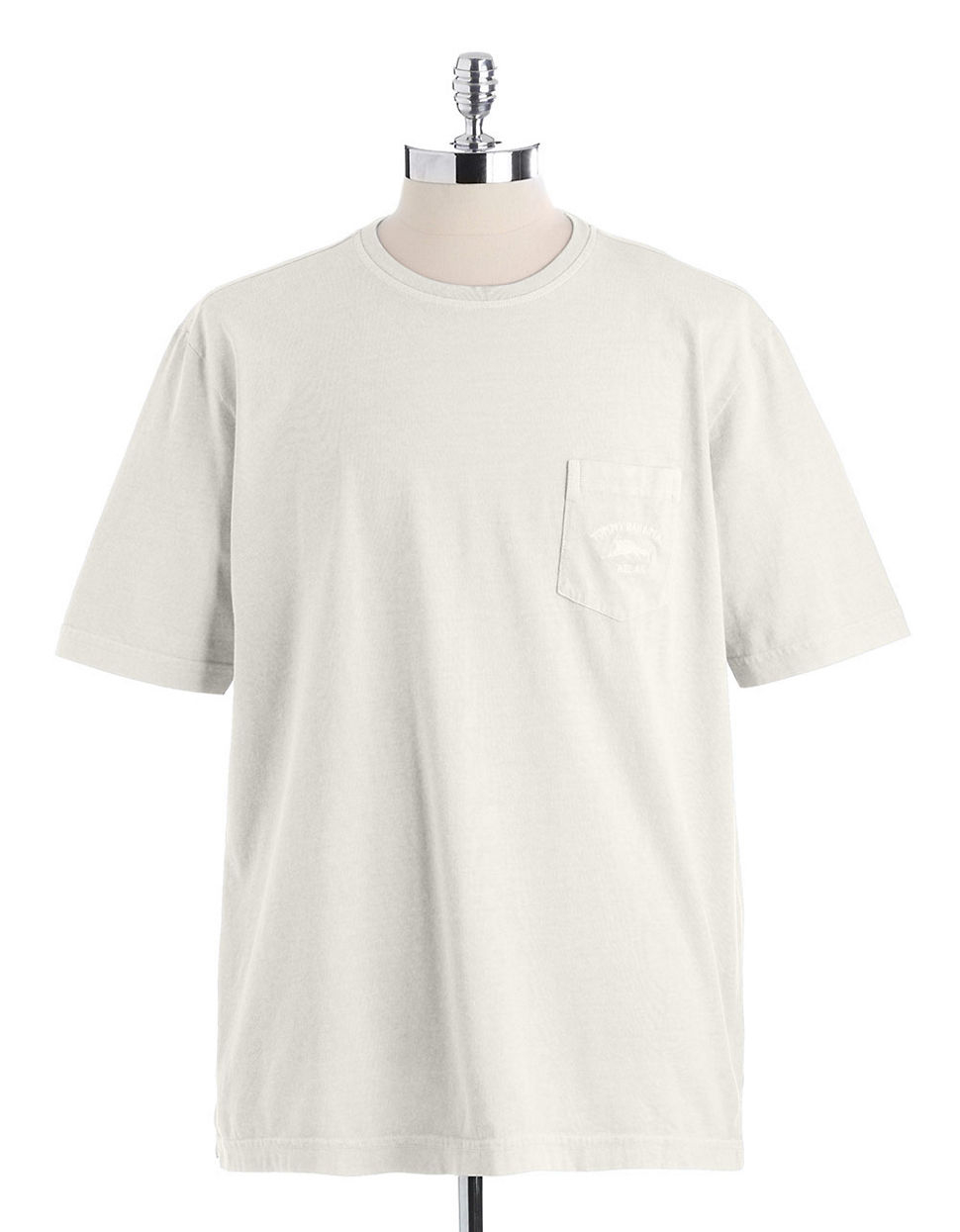 Tommy bahama bahama tide tee in white for men lyst for Tommy bahama christmas shirt 2014